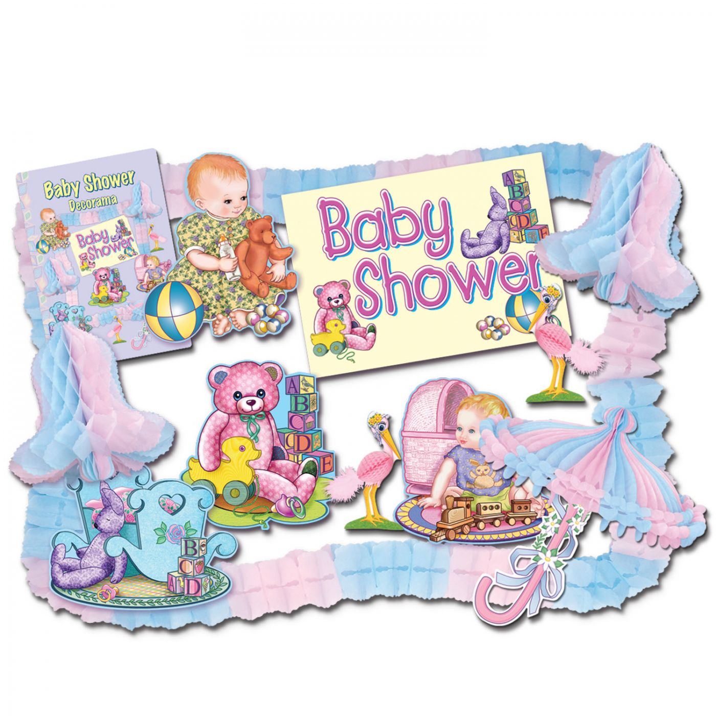 Image of Baby Shower Party Kit (6)