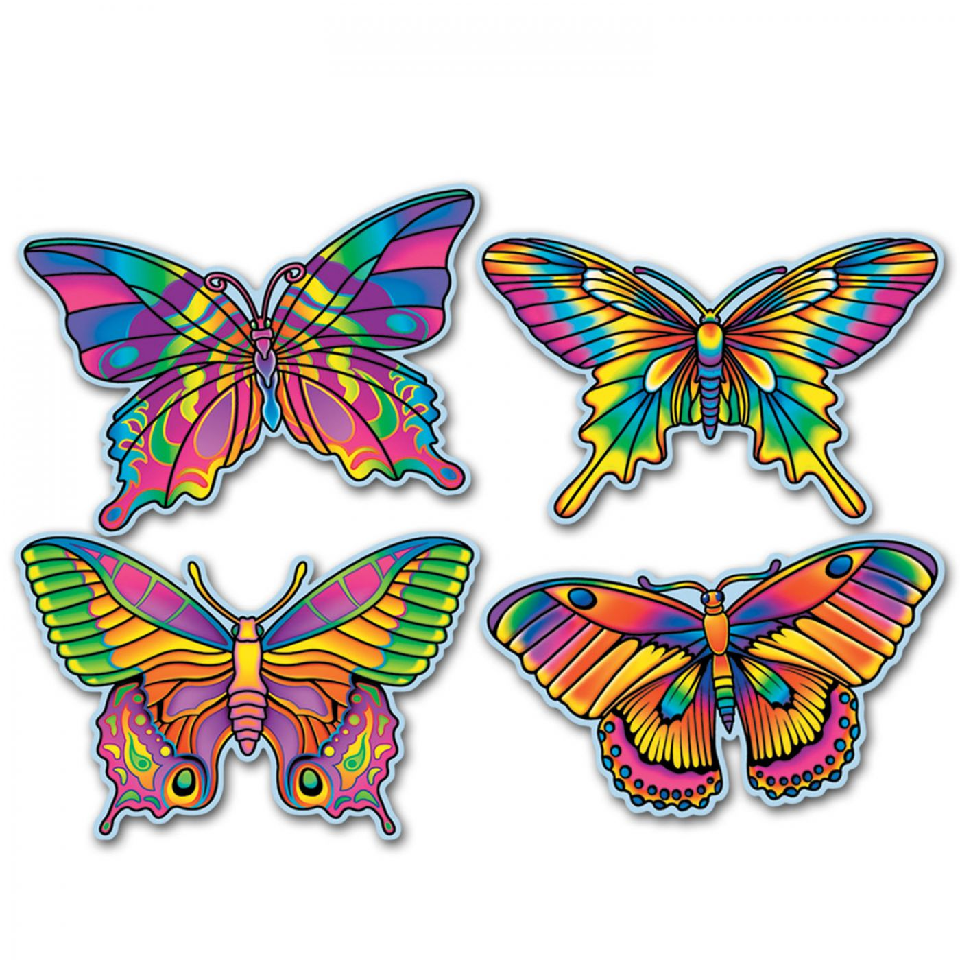 Image of Butterfly Cutouts (24)