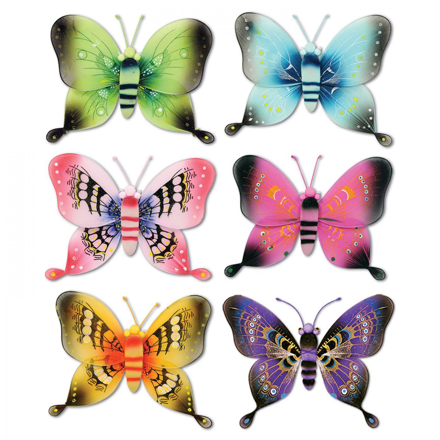 Jumbo Majestic Butterflies image