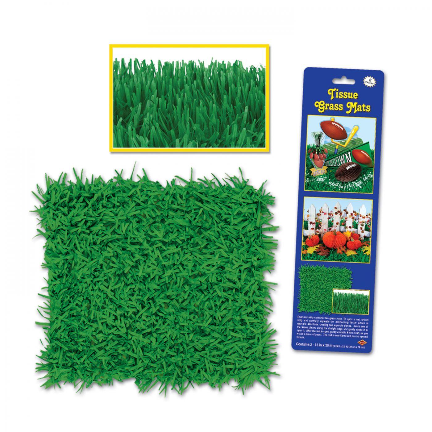 Pkgd Tissue Grass Mats image