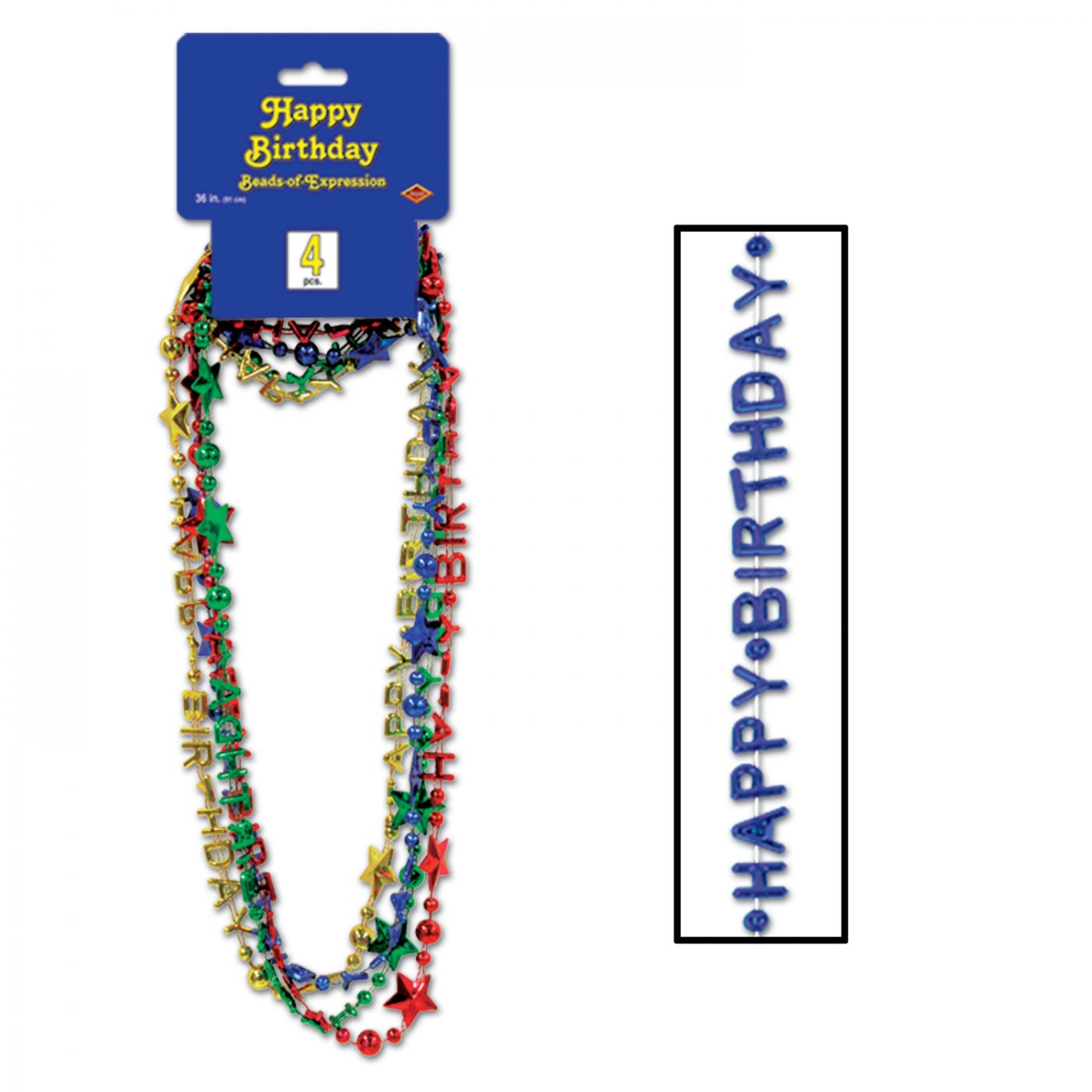 Happy Birthday Beads-Of-Expression image