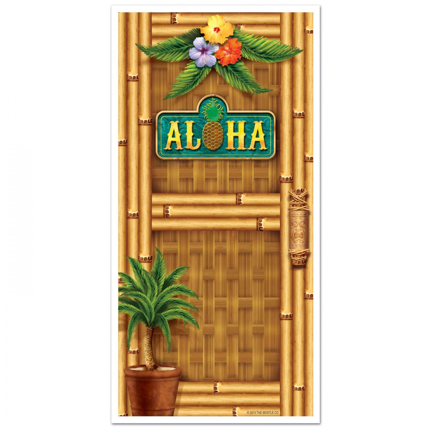 Image of Aloha Door Cover