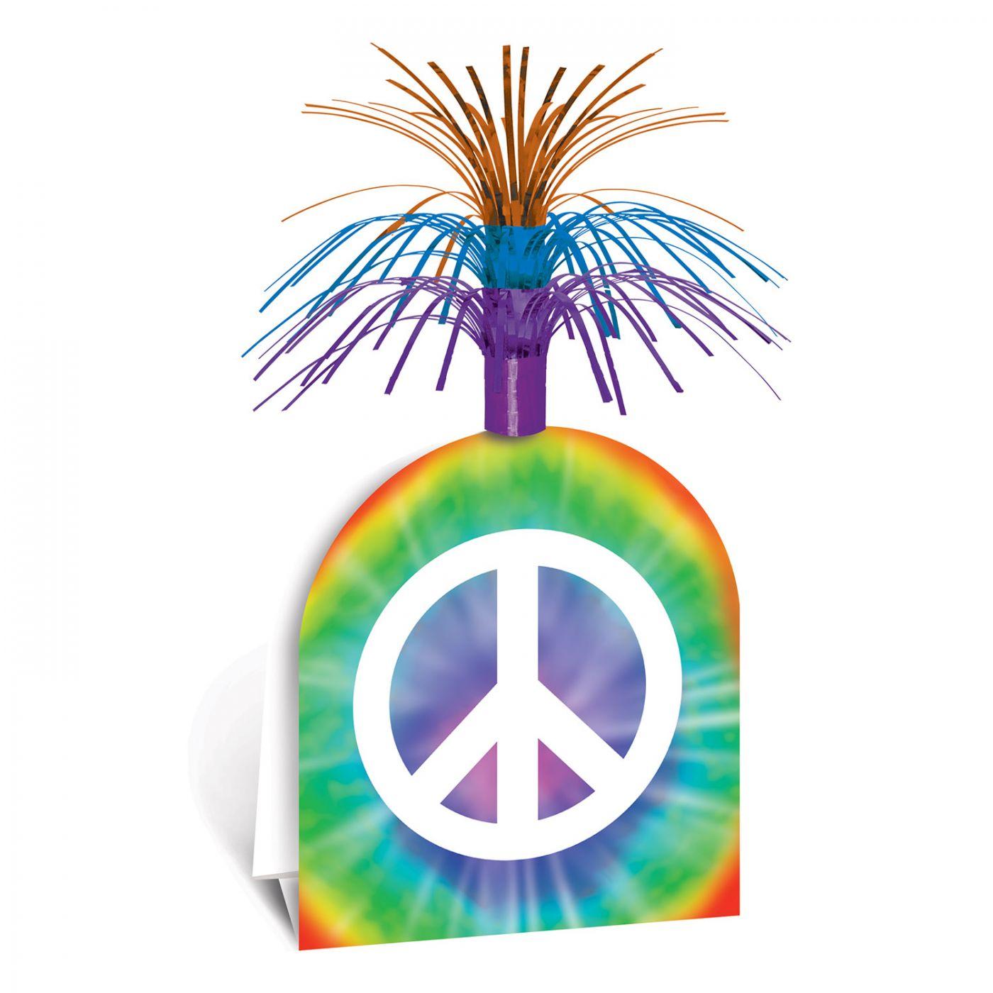 Peace Sign Centerpiece image