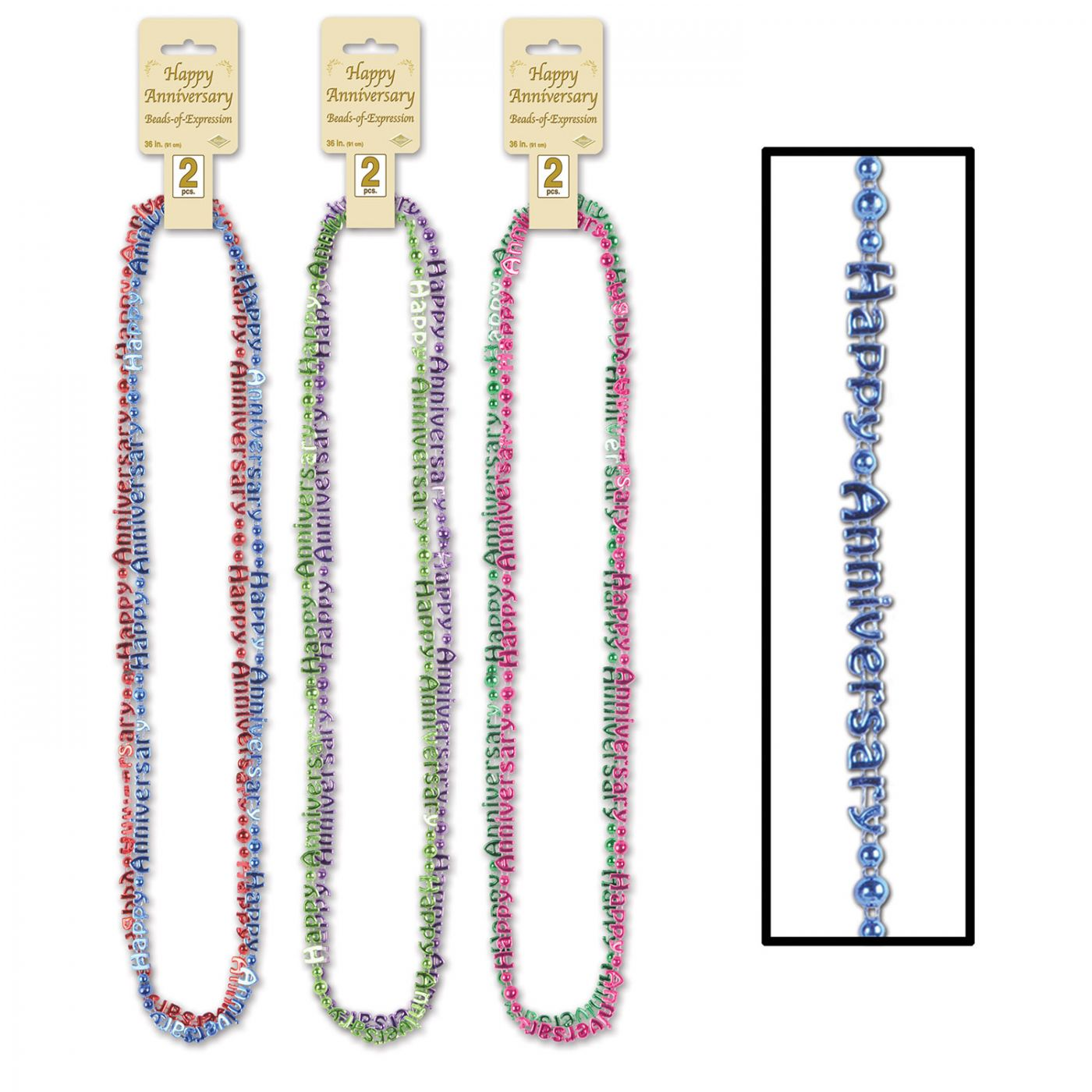 Happy Anniversary Beads-Of-Expression image