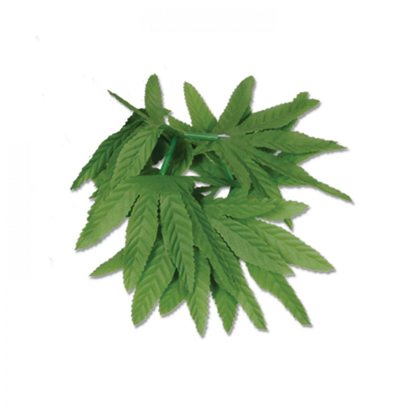 Tropical Fern Leaf Wristlet/Anklet image