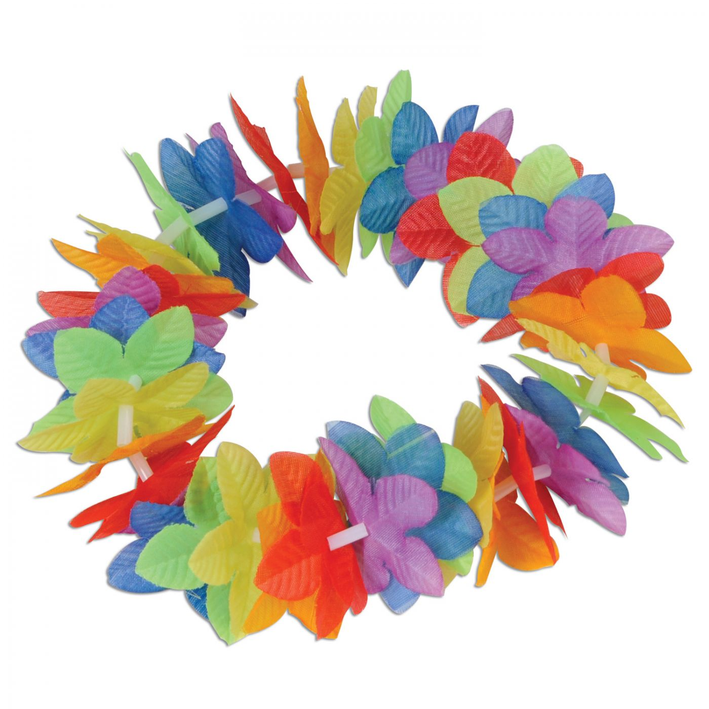 Silk 'N Petals Rainbow Floral Headband image