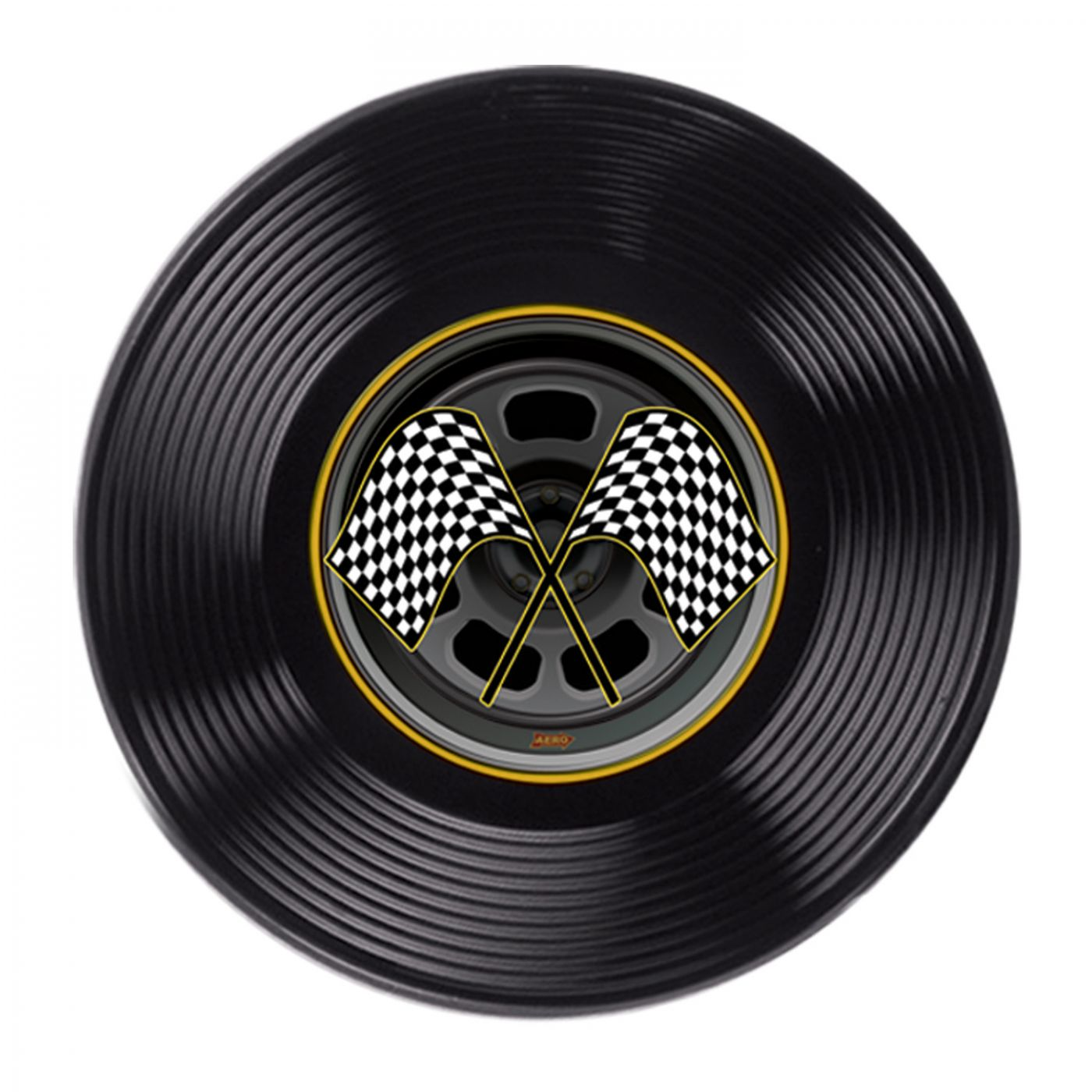 Plastic Racing Tire image