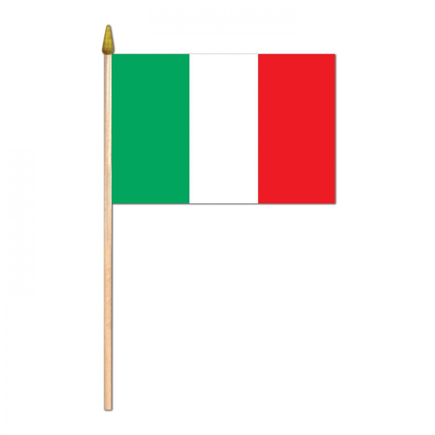 Italian Flag - Fabric image