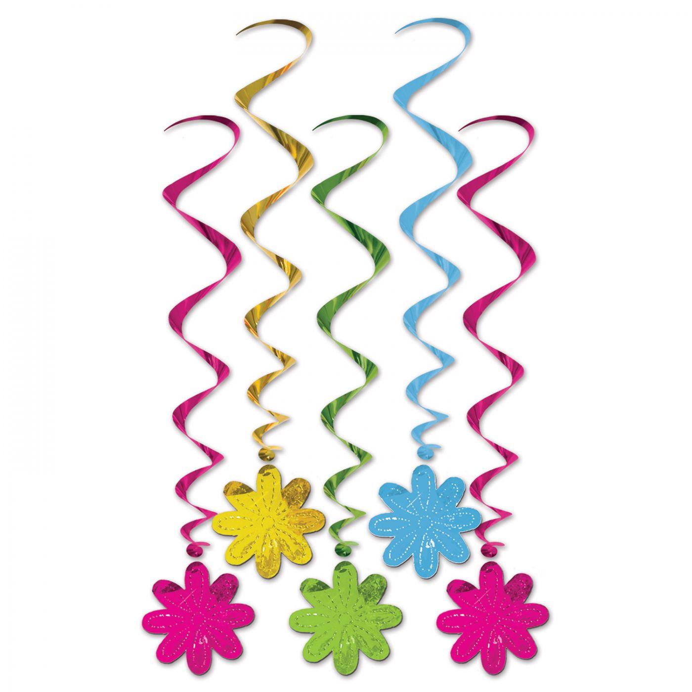 Flower Whirls (6) image