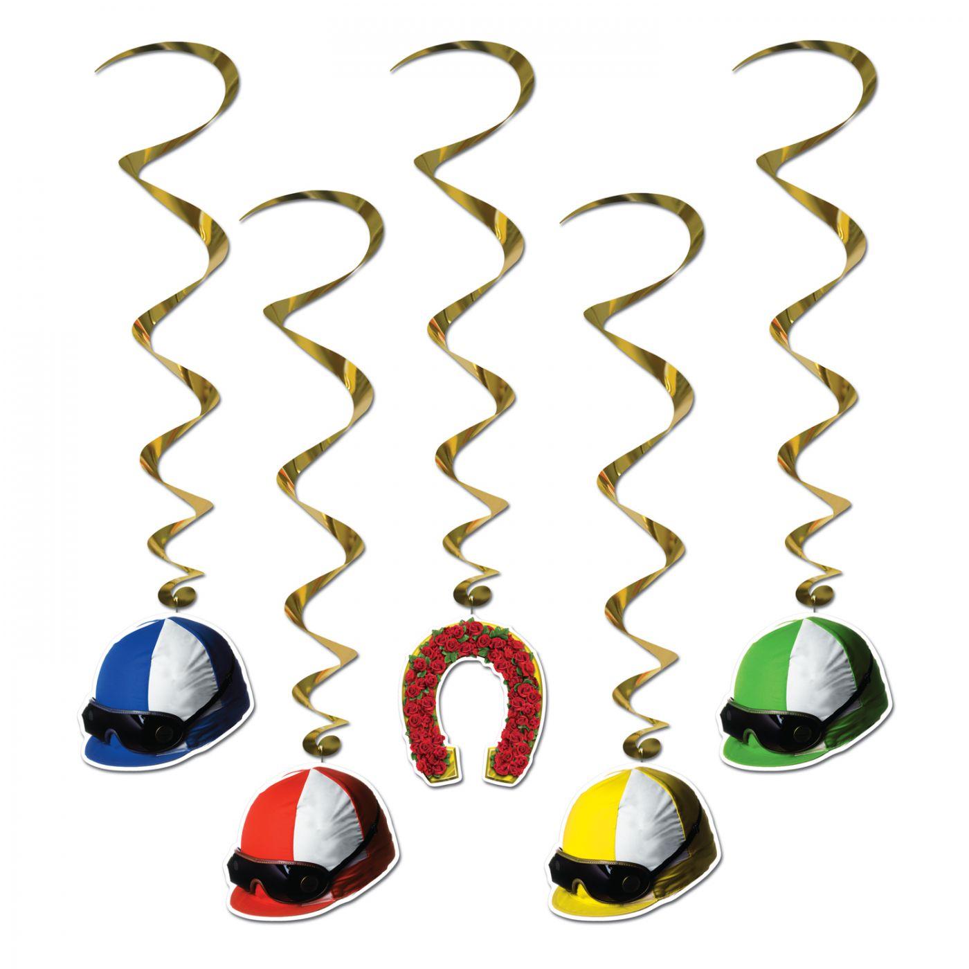 Jockey Helmet Whirls (6) image