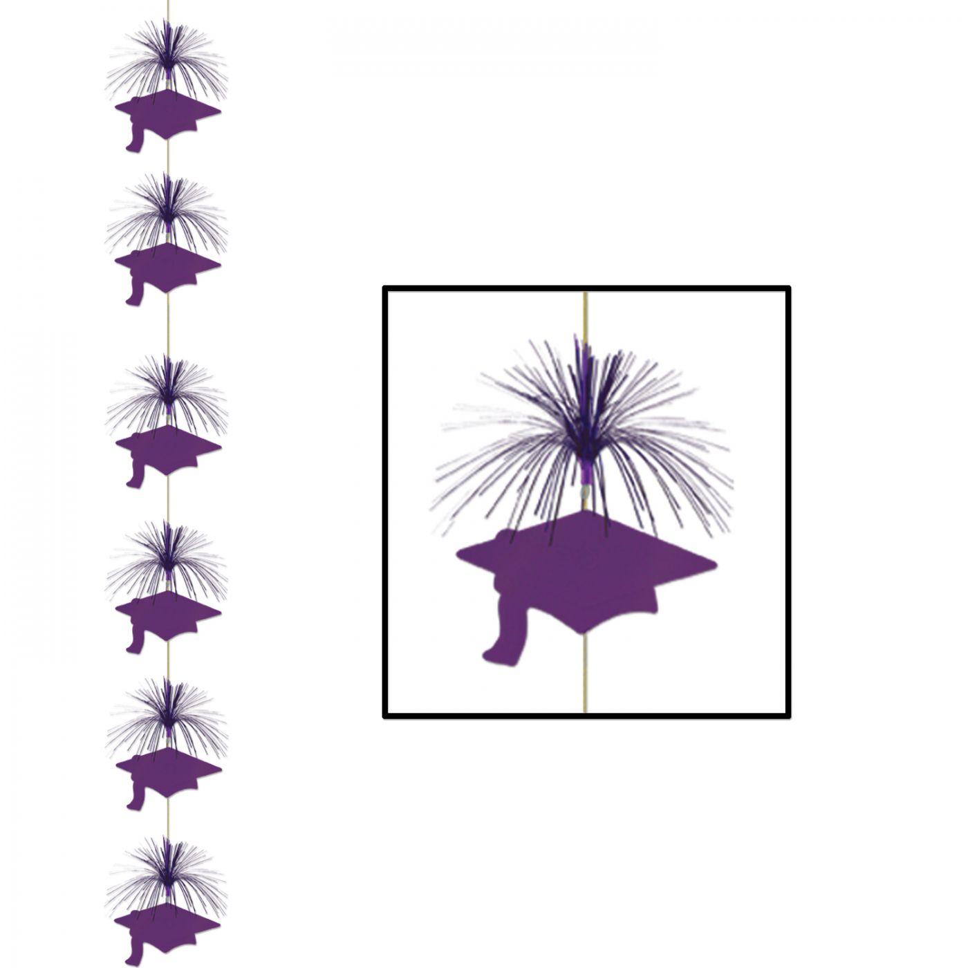 Grad Cap Firework Stringer image