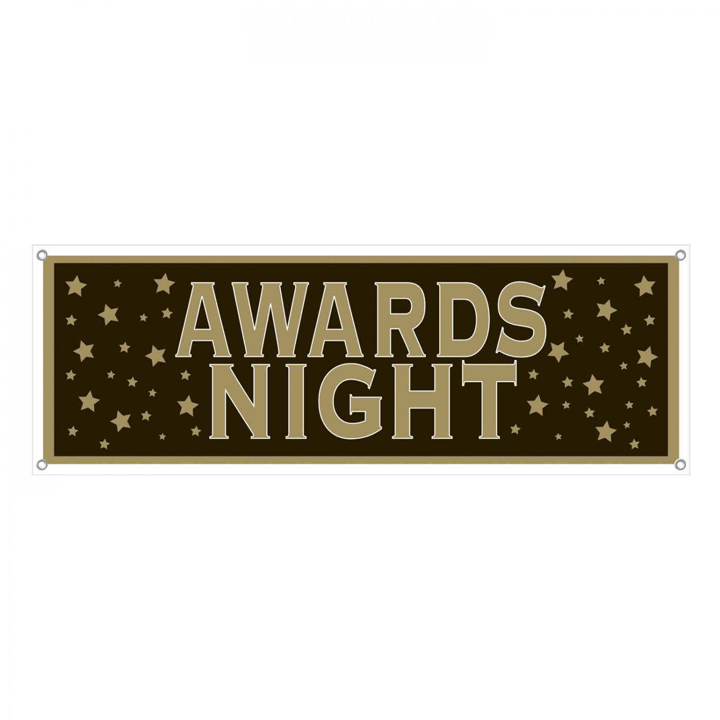 Image of Awards Night Sign Banner