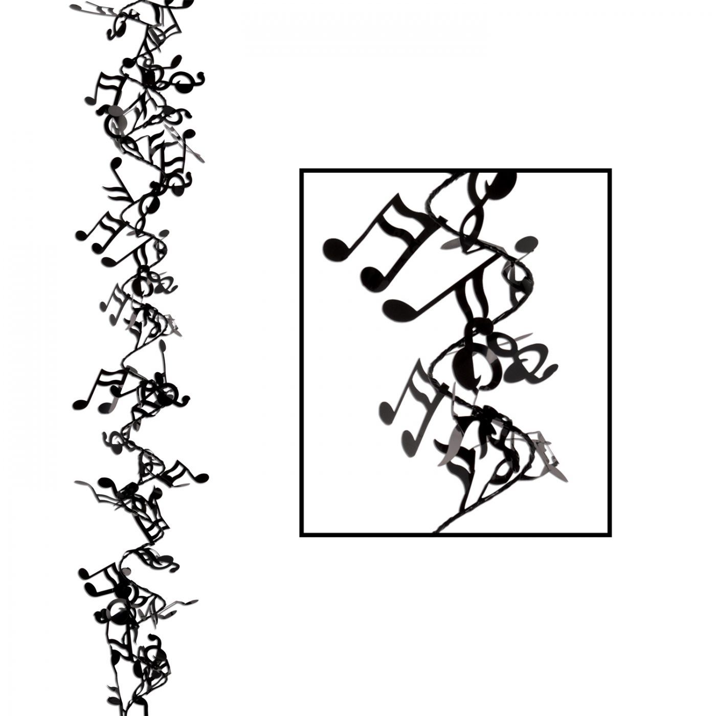 Gleam 'N Flex Musical Notes Garland image