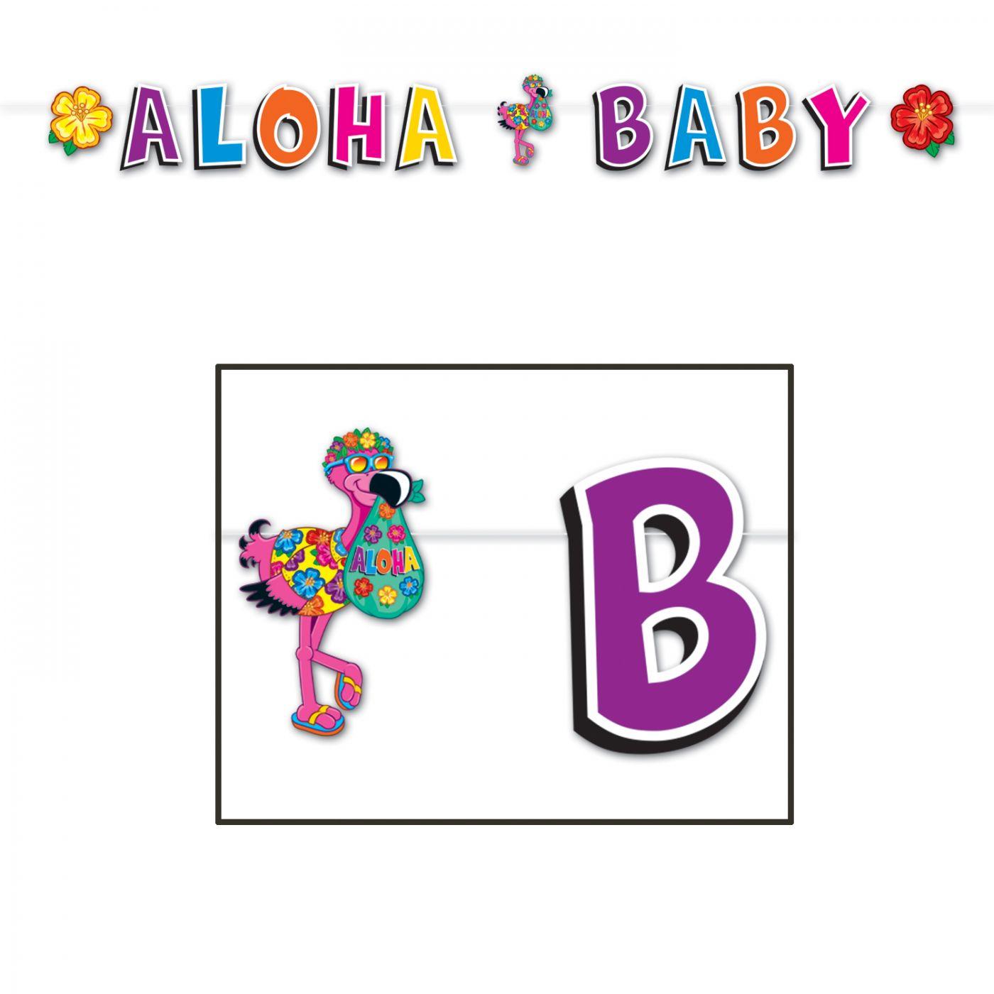 Hula Baby Streamer image