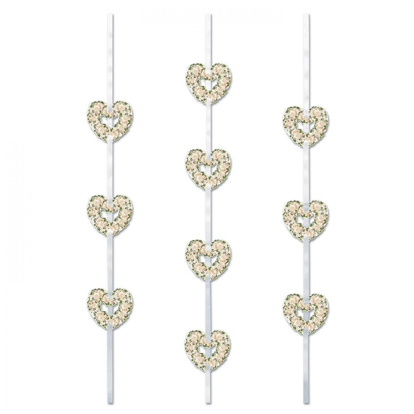 Image of Heart Ribbon Stringers