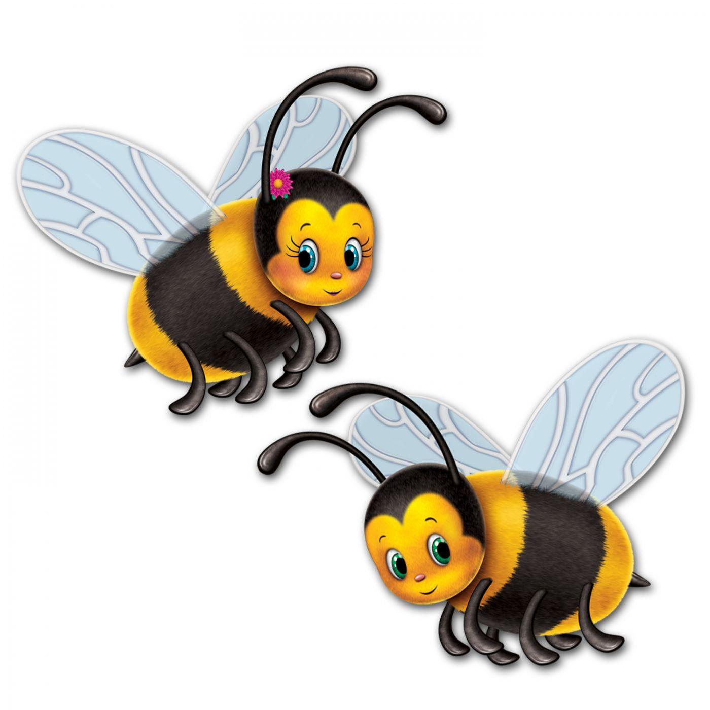 Image of Bumblebee Cutouts