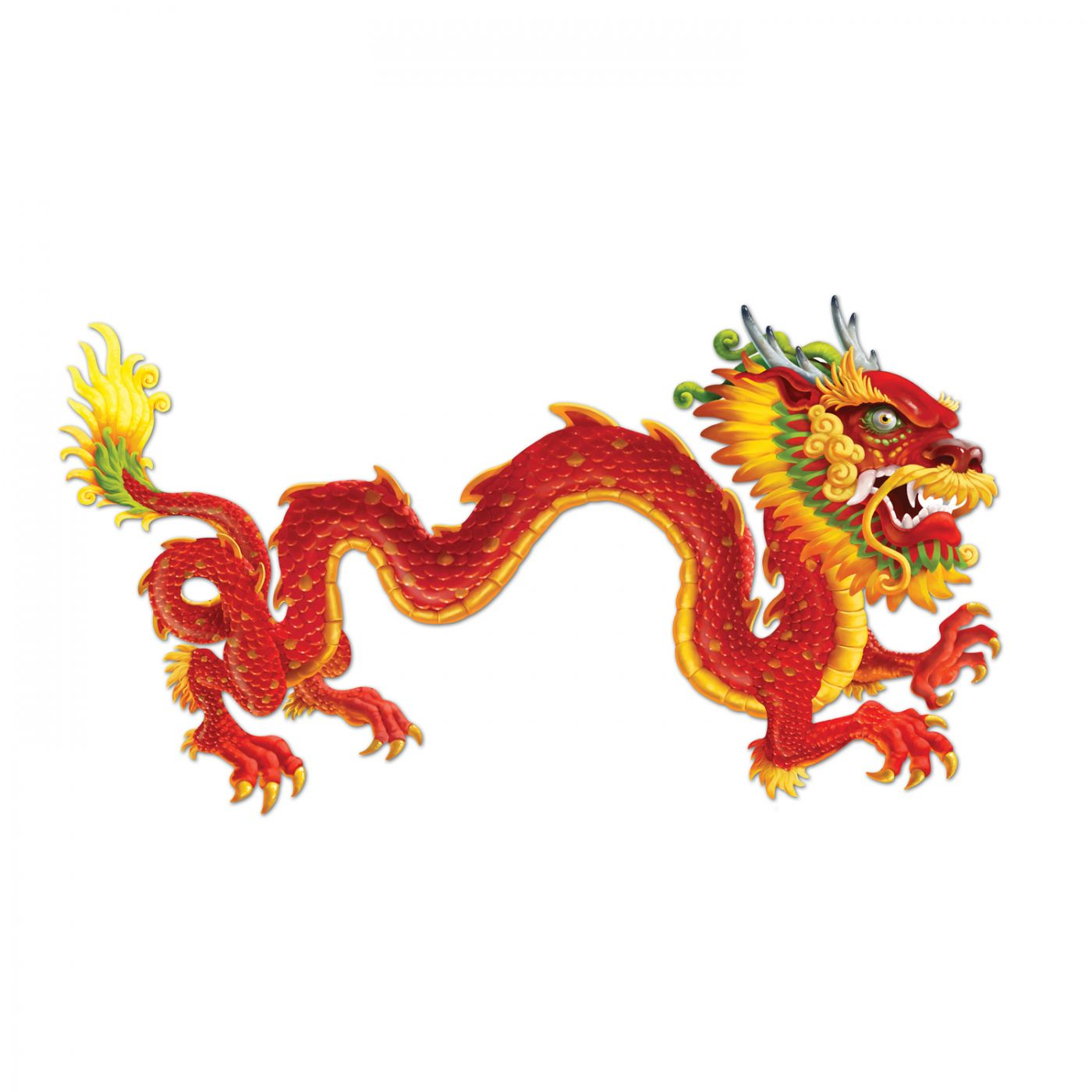 Jointed Dragon image