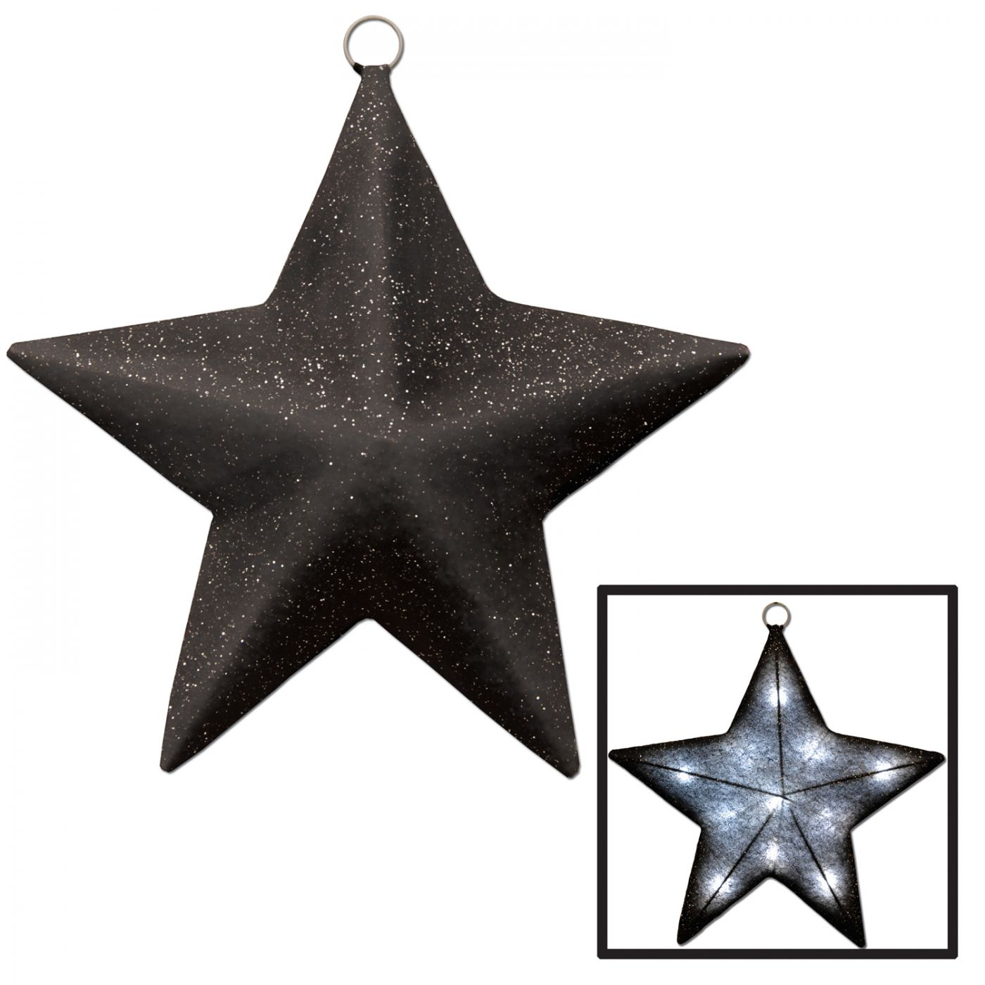 Light-Up Sparkle Star (1) image