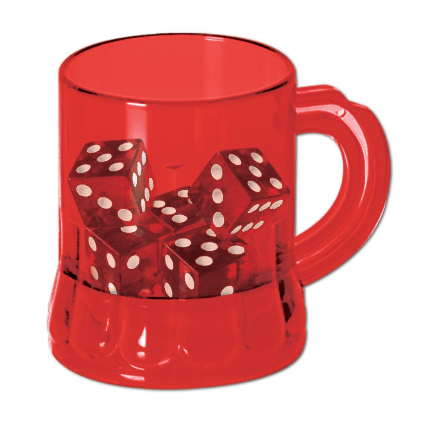 Mug Shot  w/Dice image