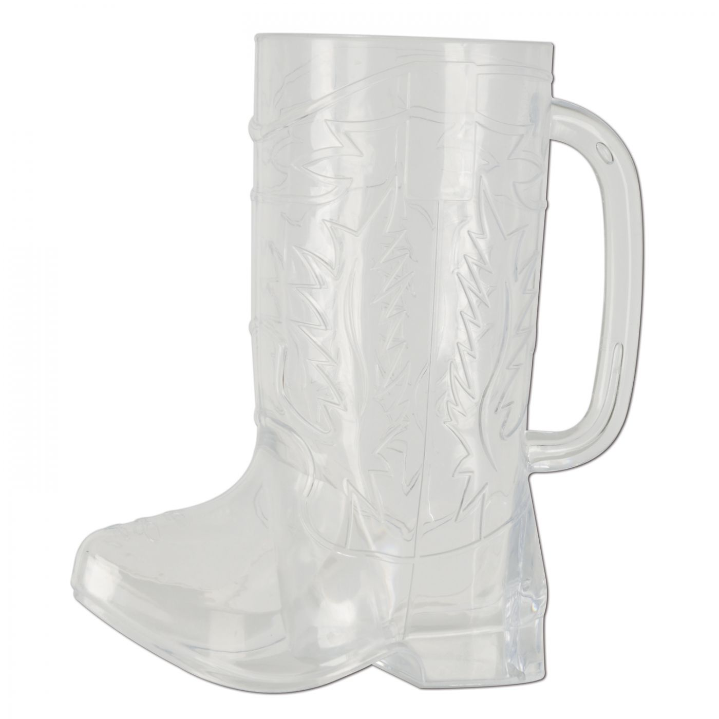 Plastic Cowboy Boot Mug image