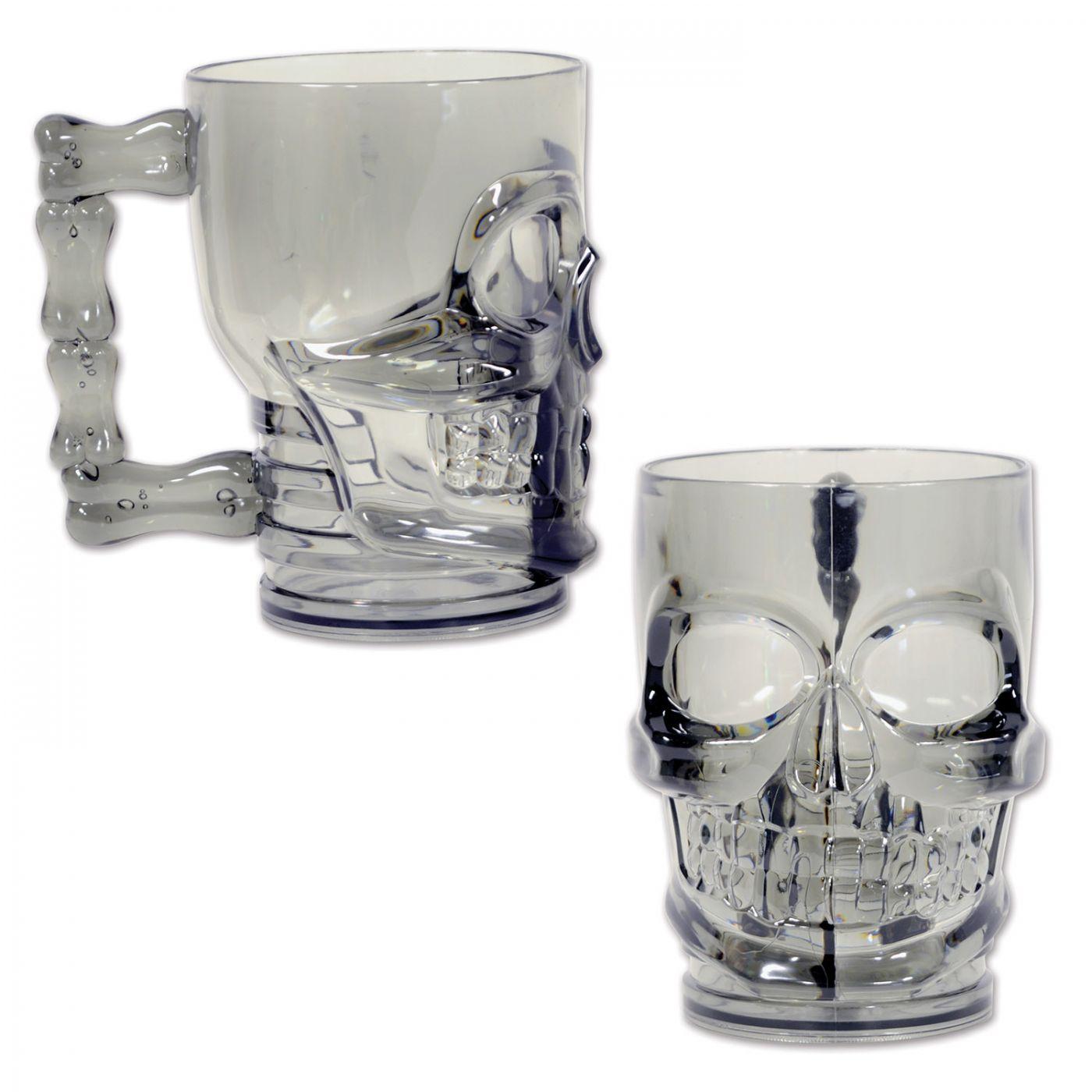 Plastic Skull Mug image