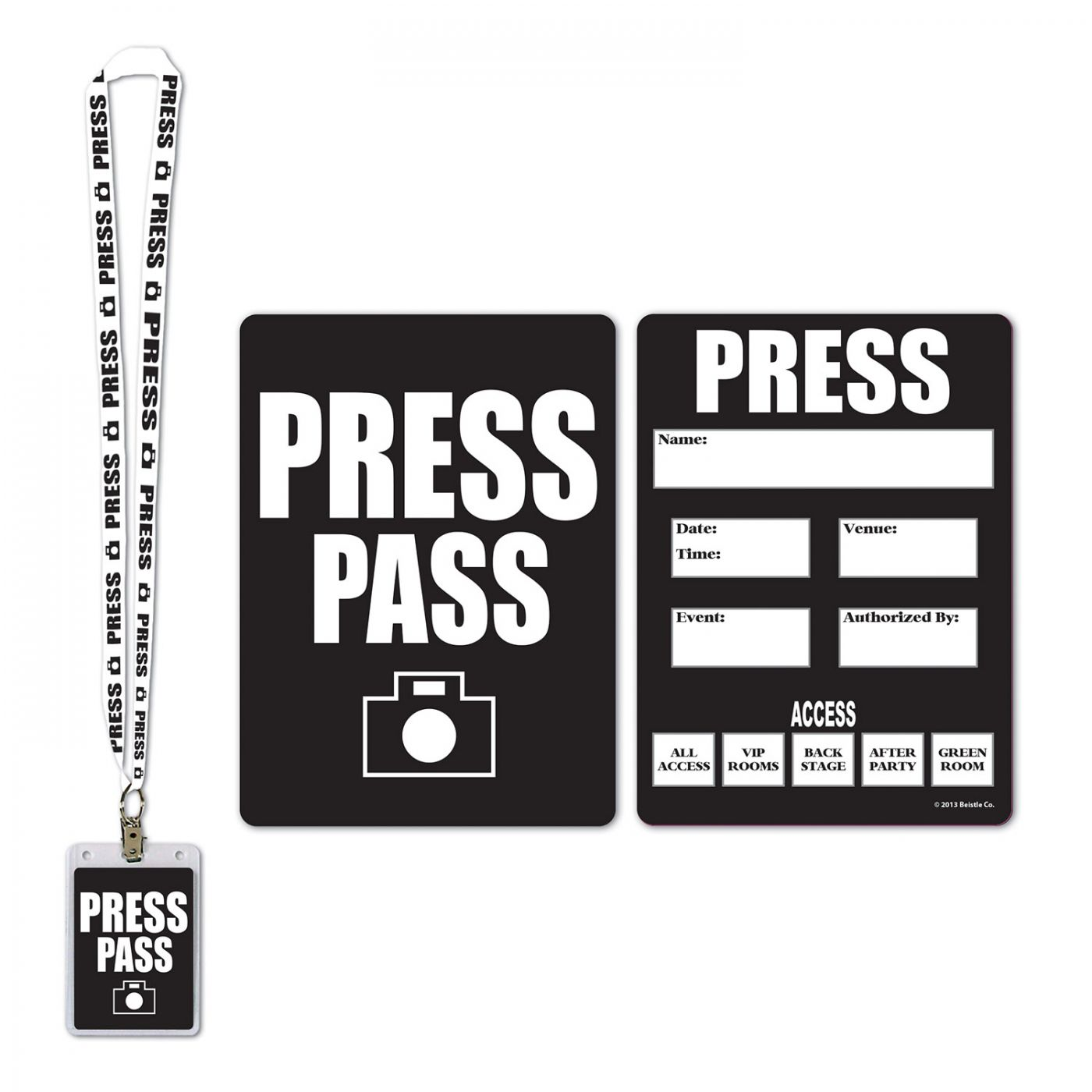Press Party Pass image