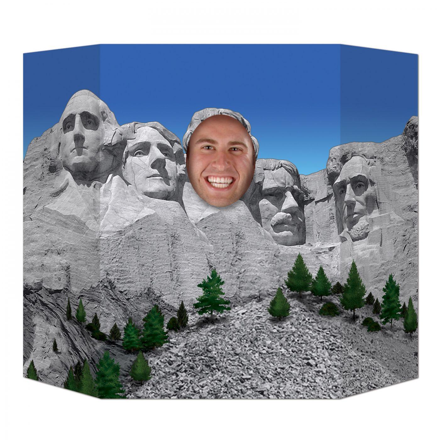 Presidential Mountain Photo Prop (6) image