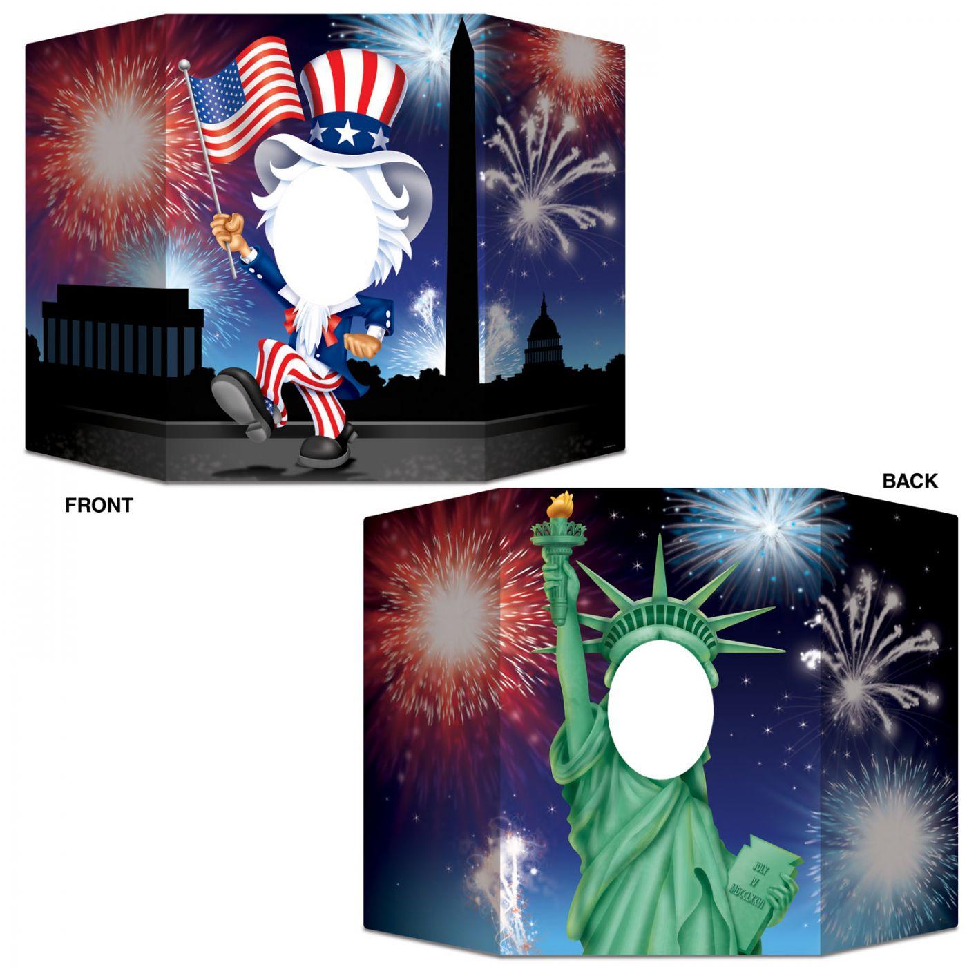 Patriotic Photo Prop (6) image