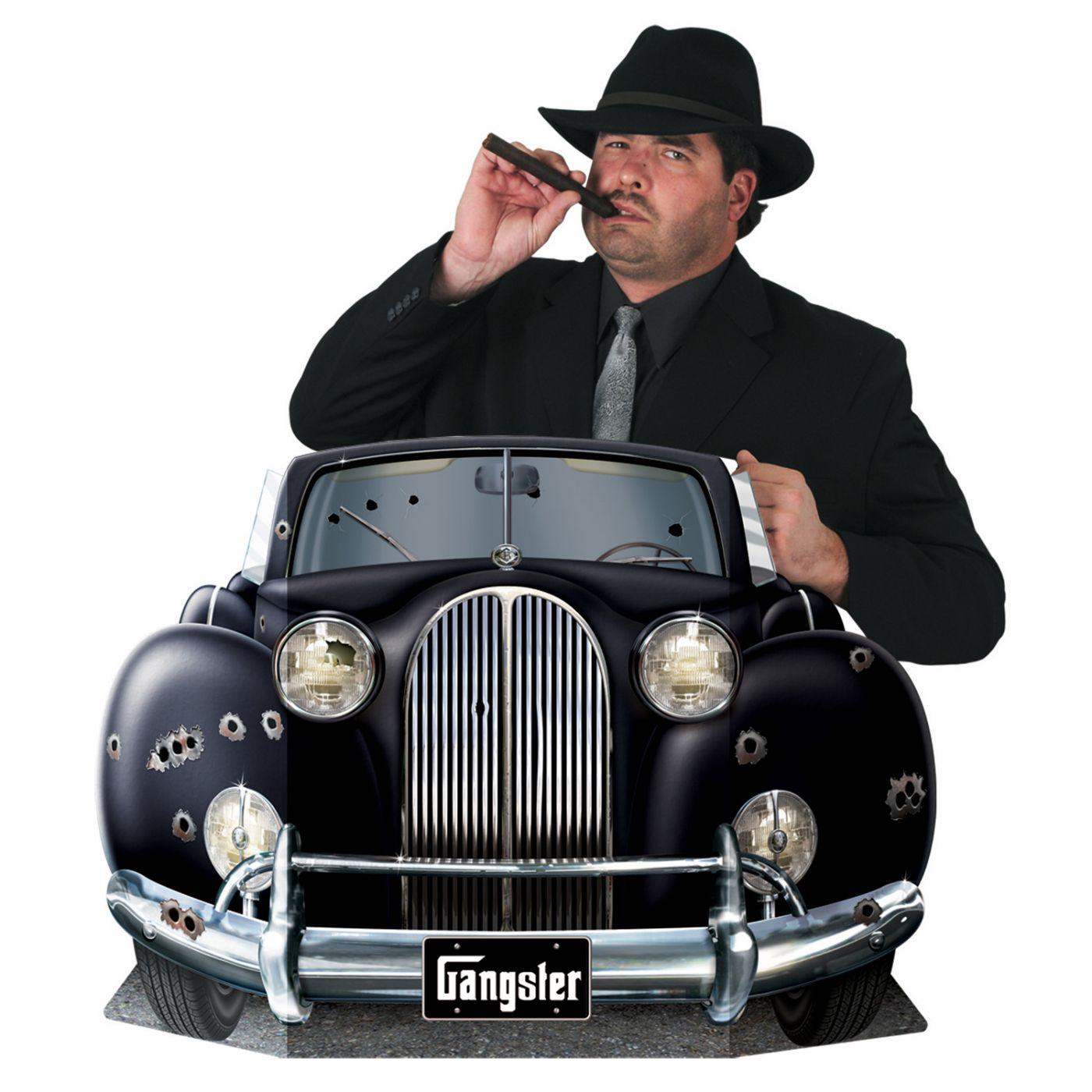 Gangster Car Photo Prop (6) image