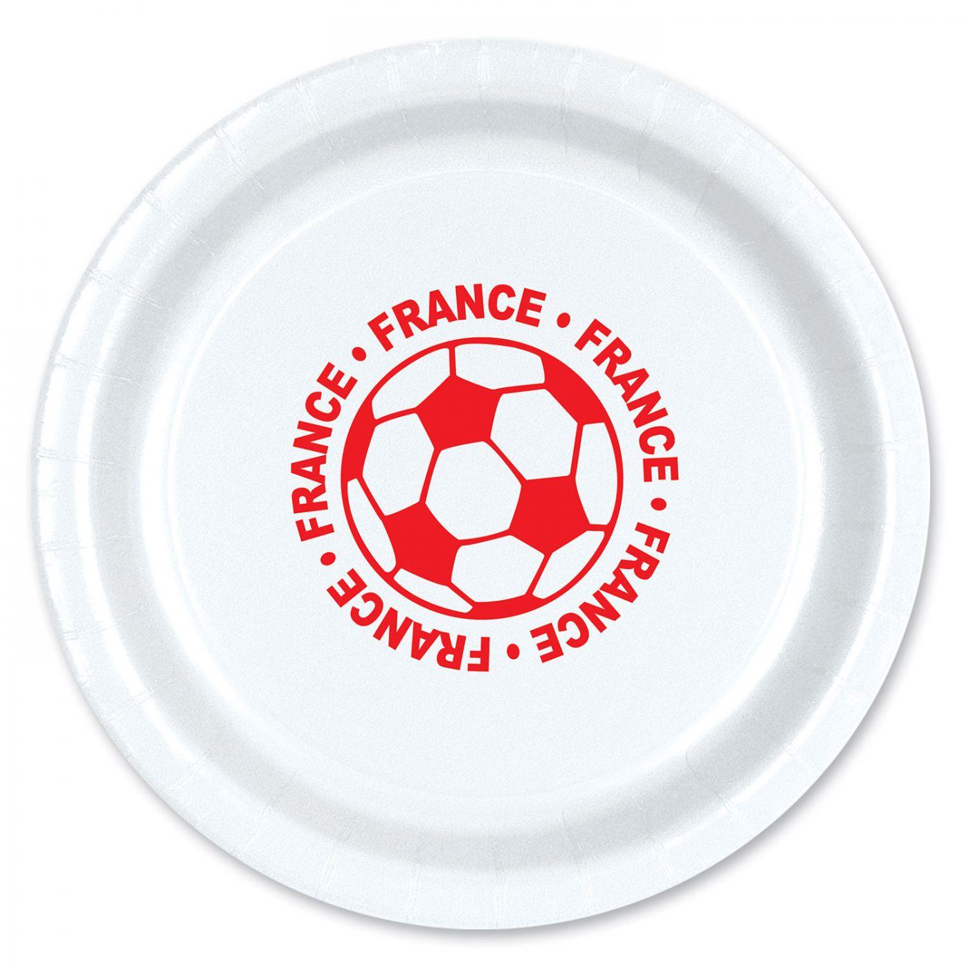 Plates - France image