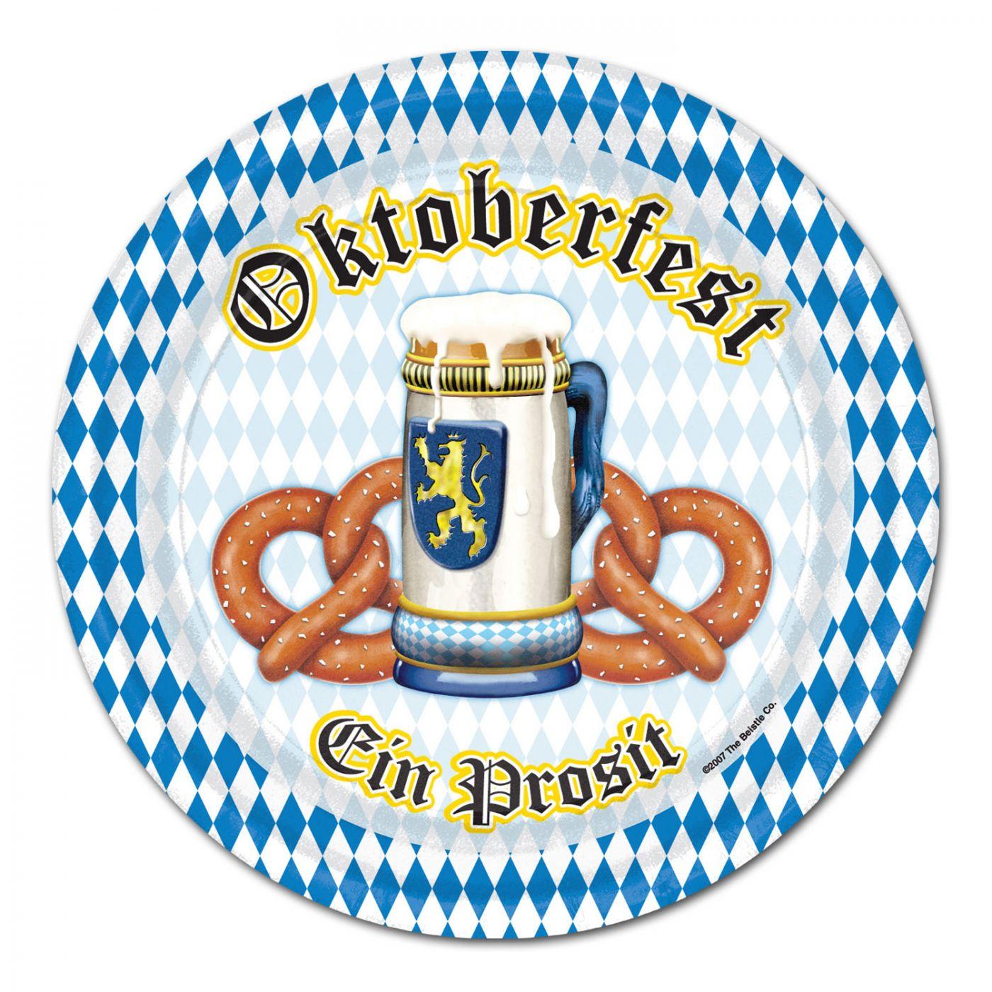 Oktoberfest Plates image