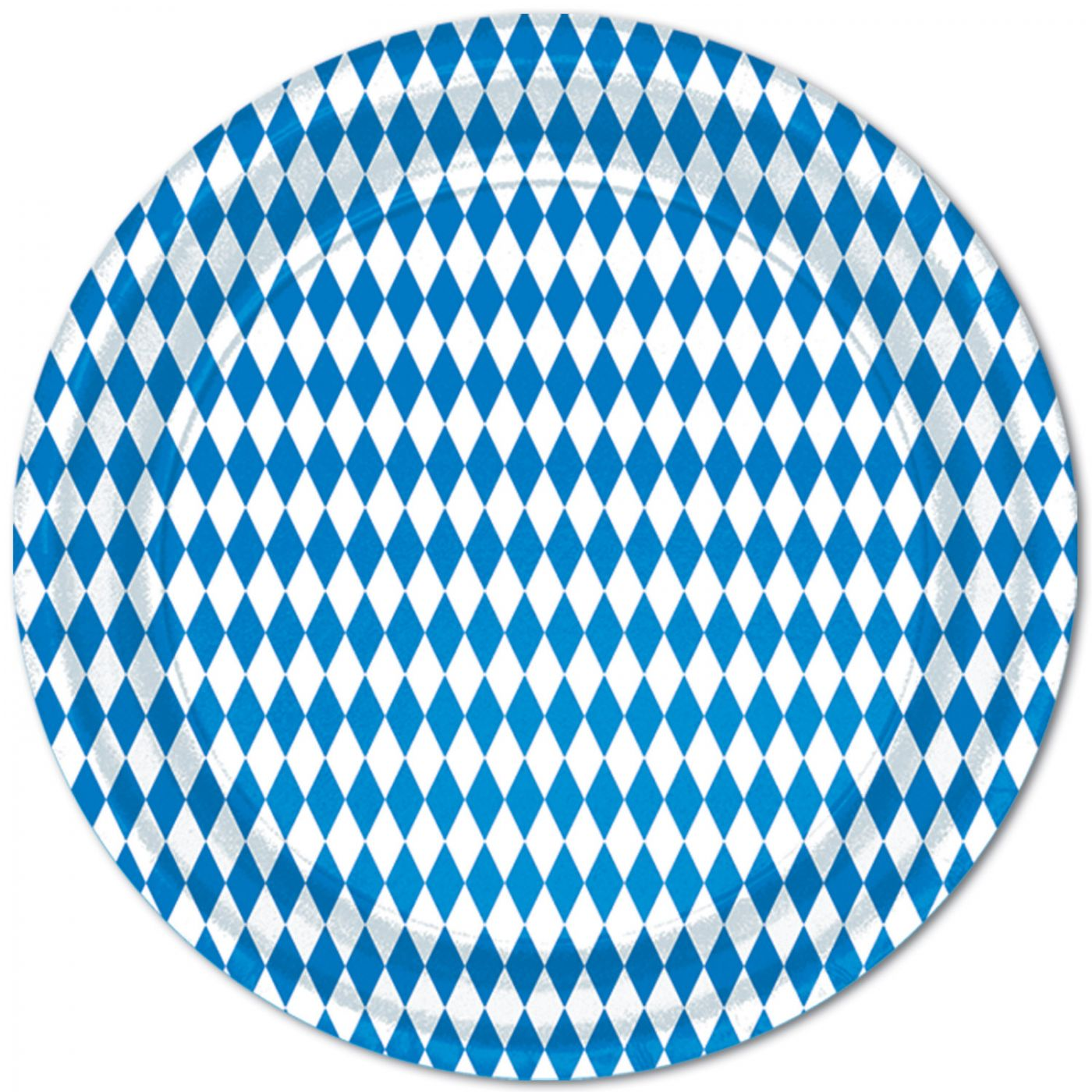 Image of Blue & White Plates