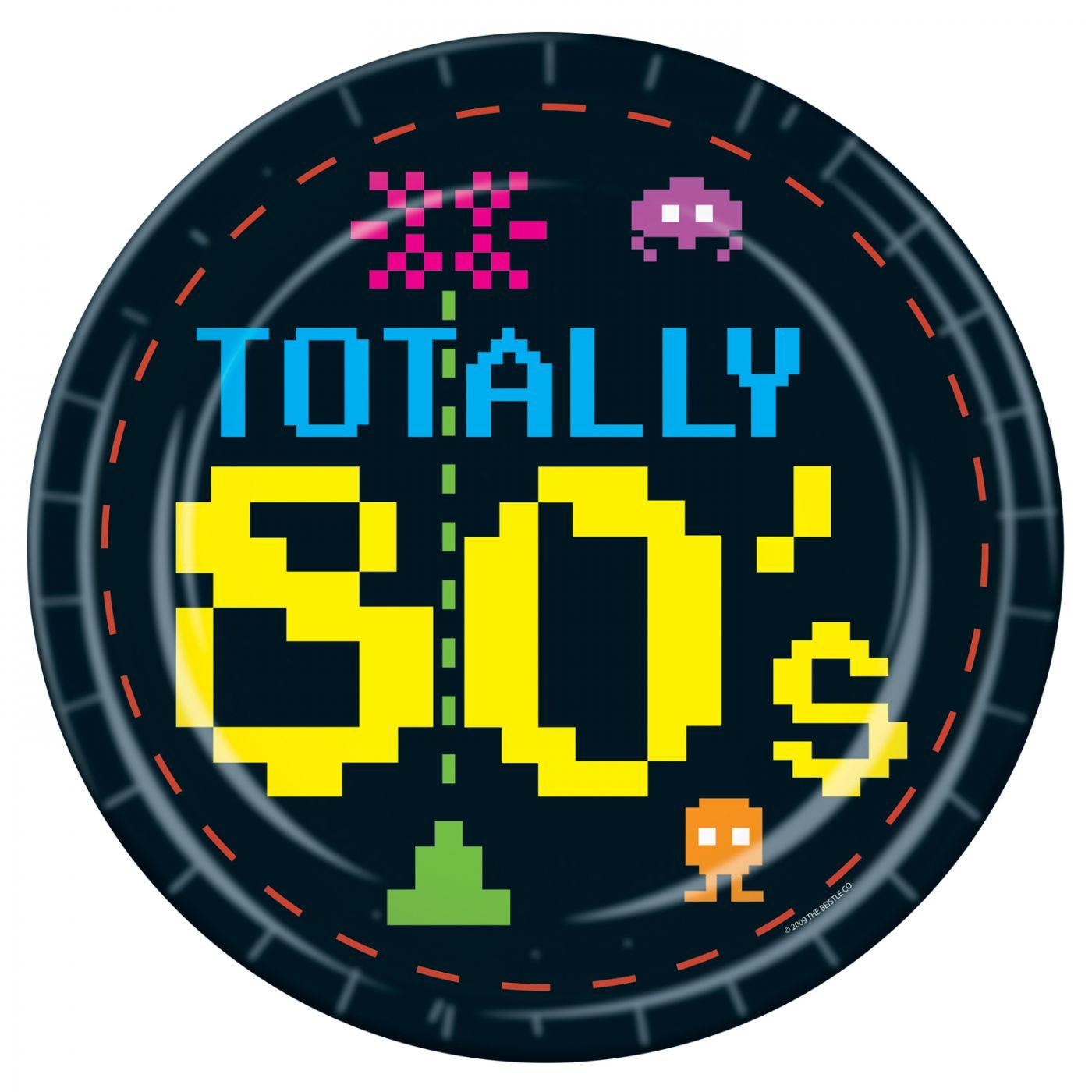 80's Plates image