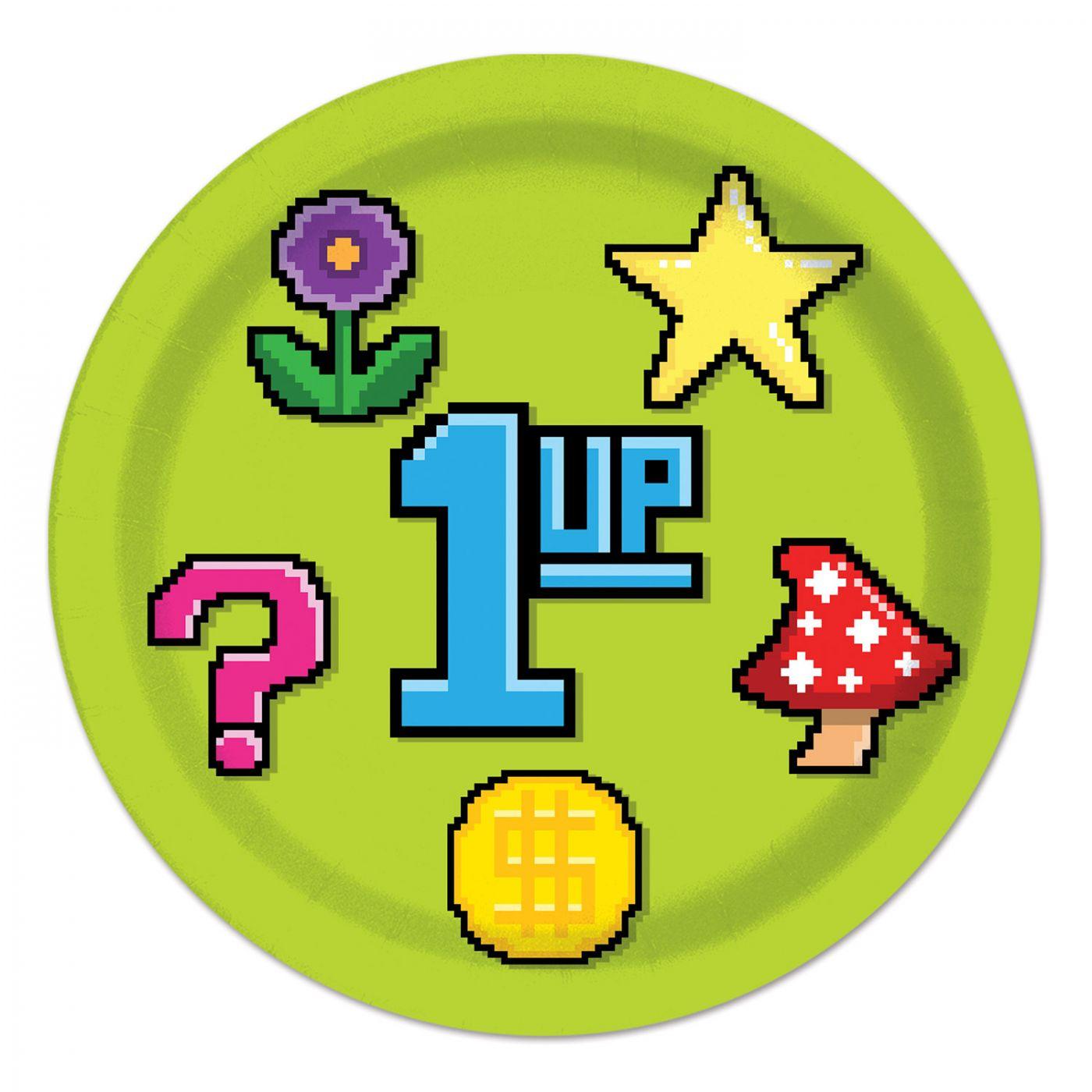 8-Bit Plates image