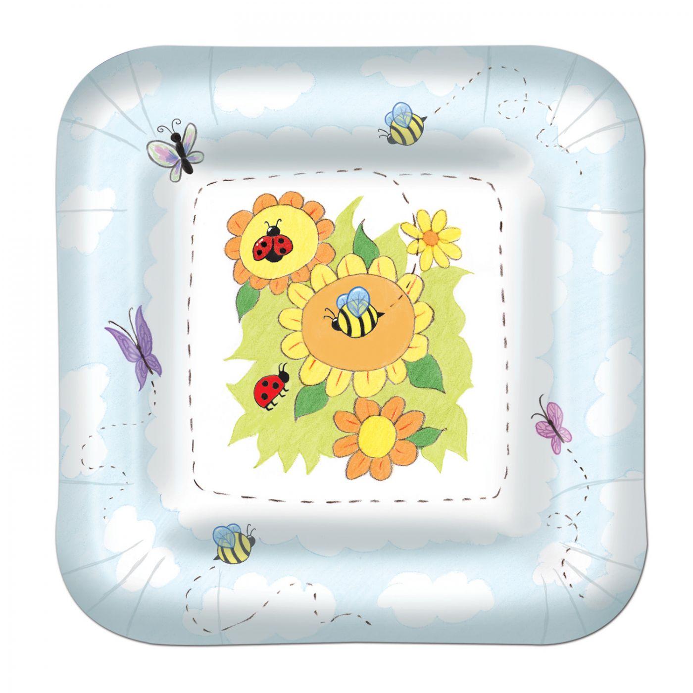 Garden Plates image