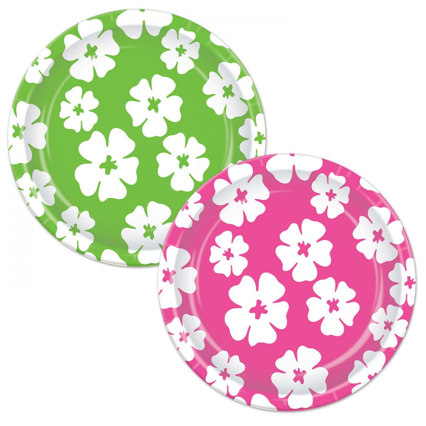 Hibiscus Plates image