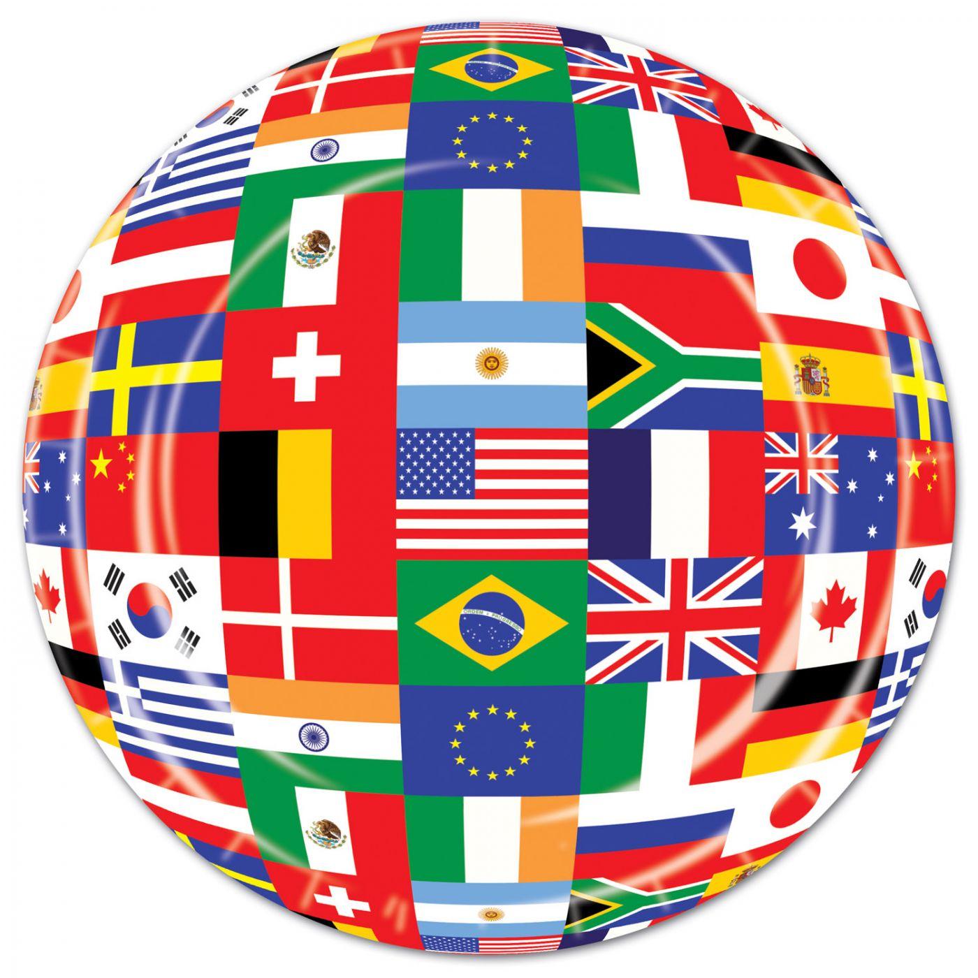 International Flag Plates image
