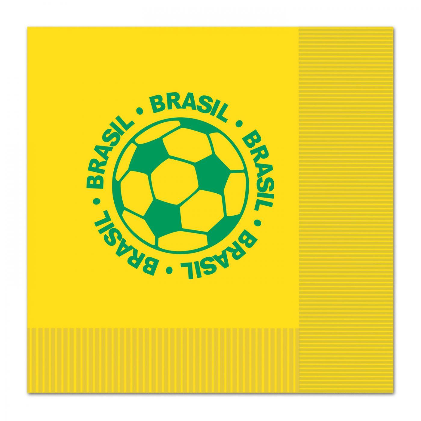 Luncheon Napkins - Brasil image