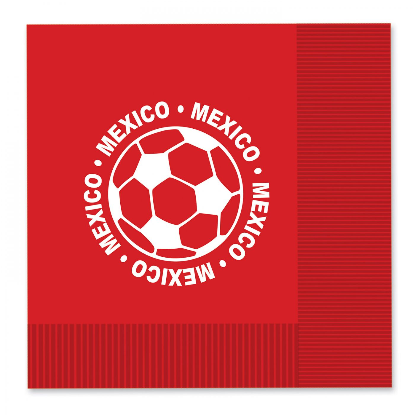 Luncheon Napkins - Mexico image