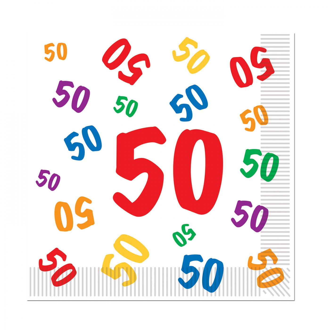 Image of  50  Luncheon Napkins