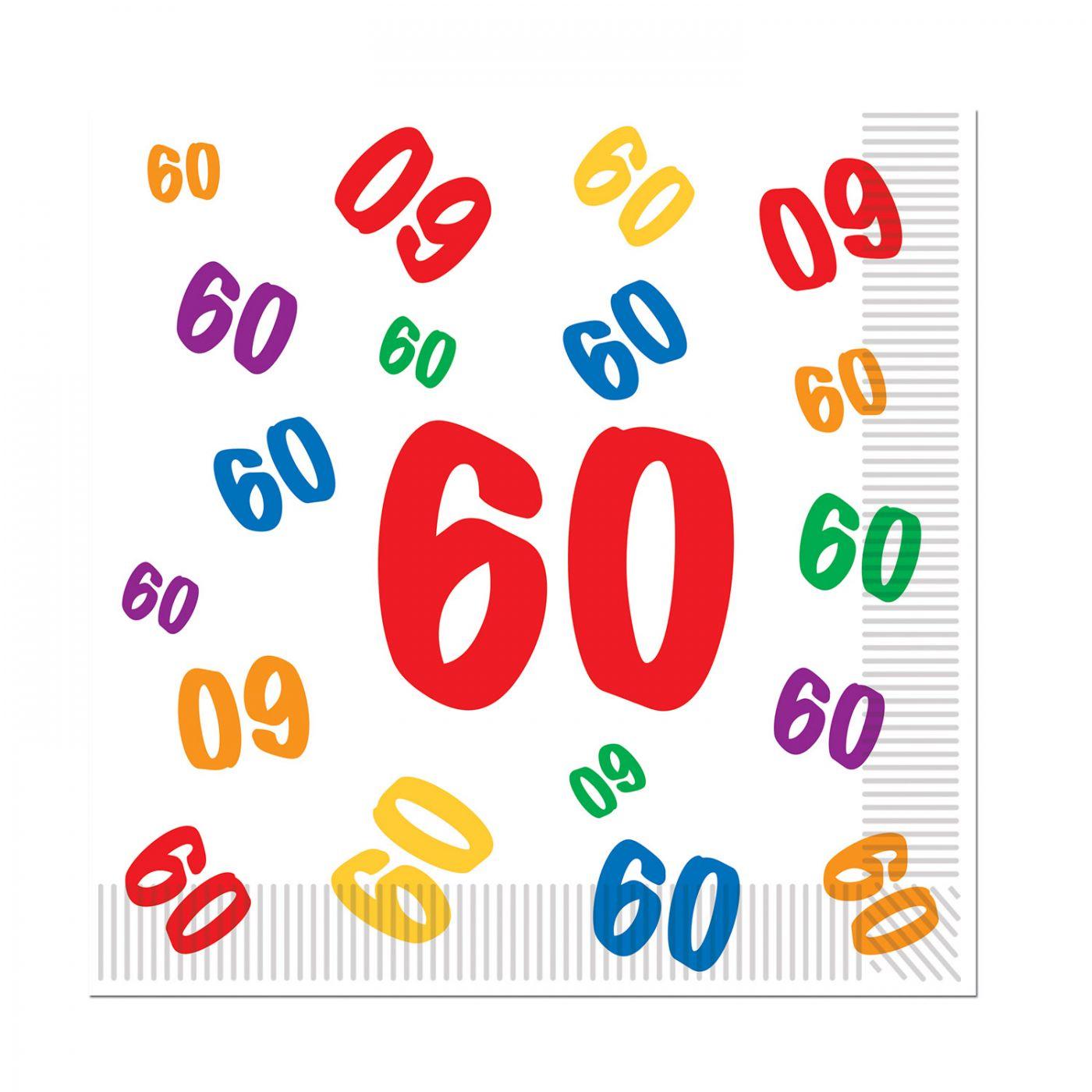 Image of  60  Luncheon Napkins