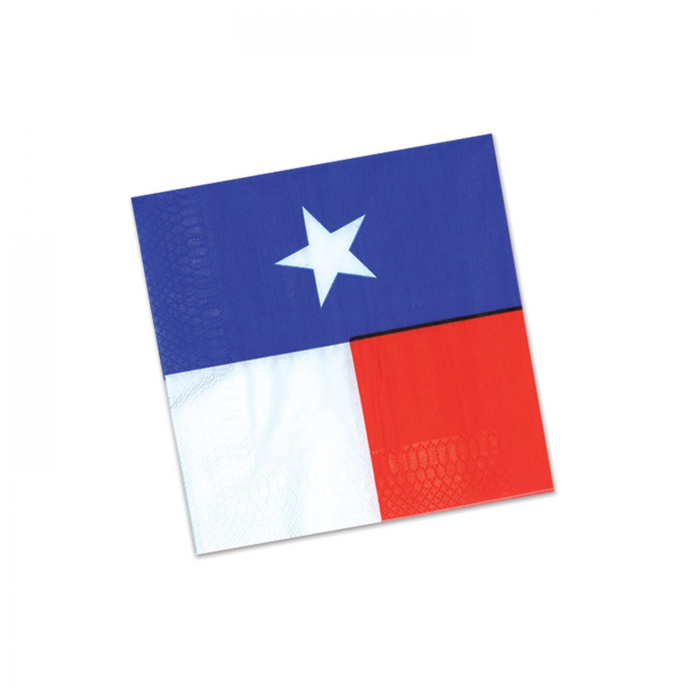 Texas Beverage Napkins image