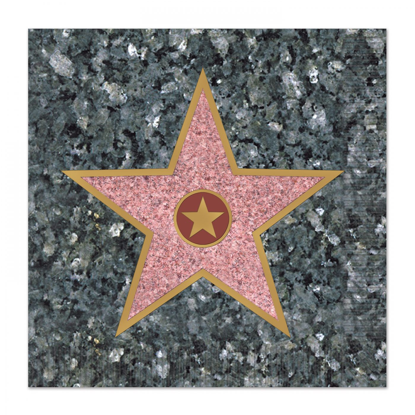 Star  Beverage Napkins image