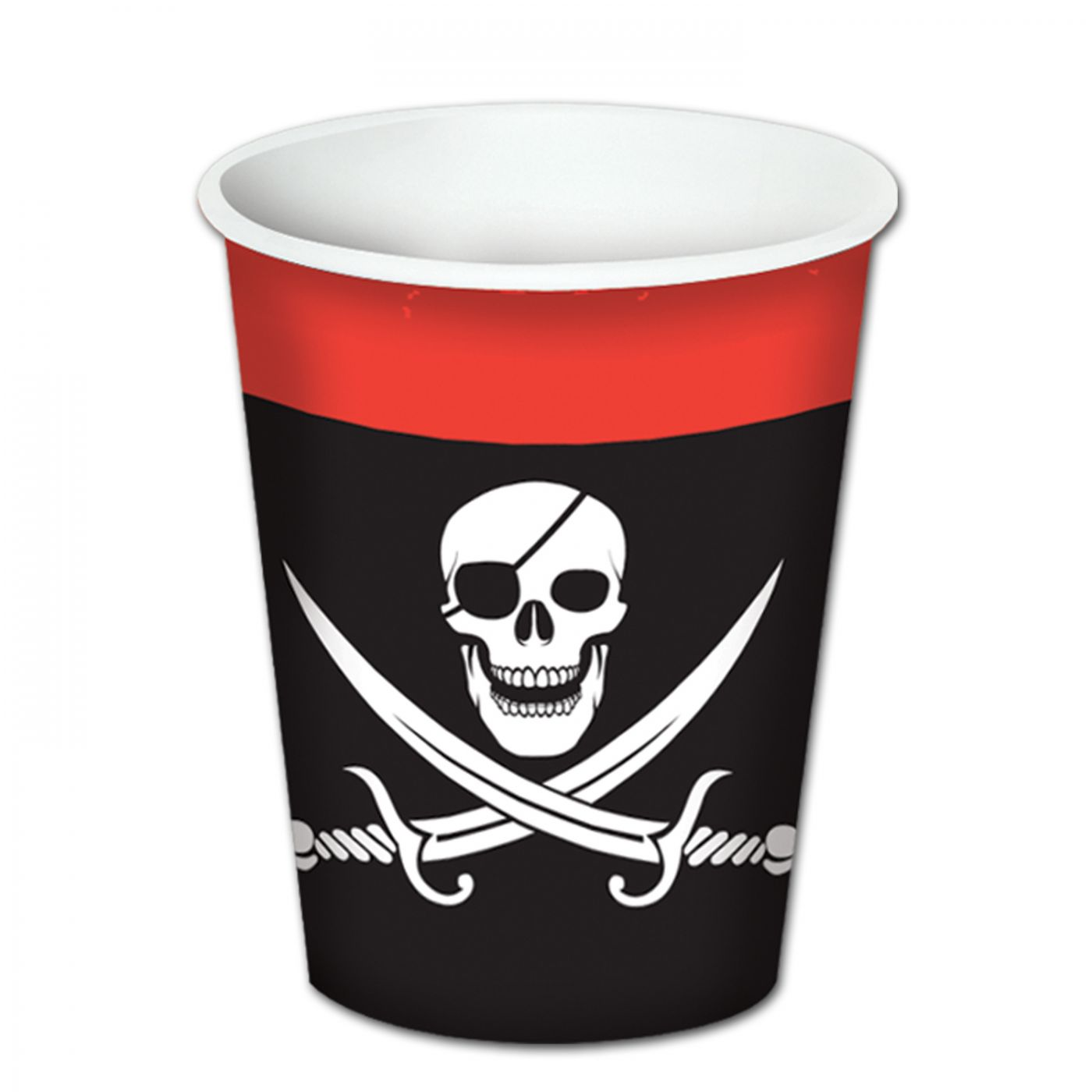 Pirate Beverage Cups image