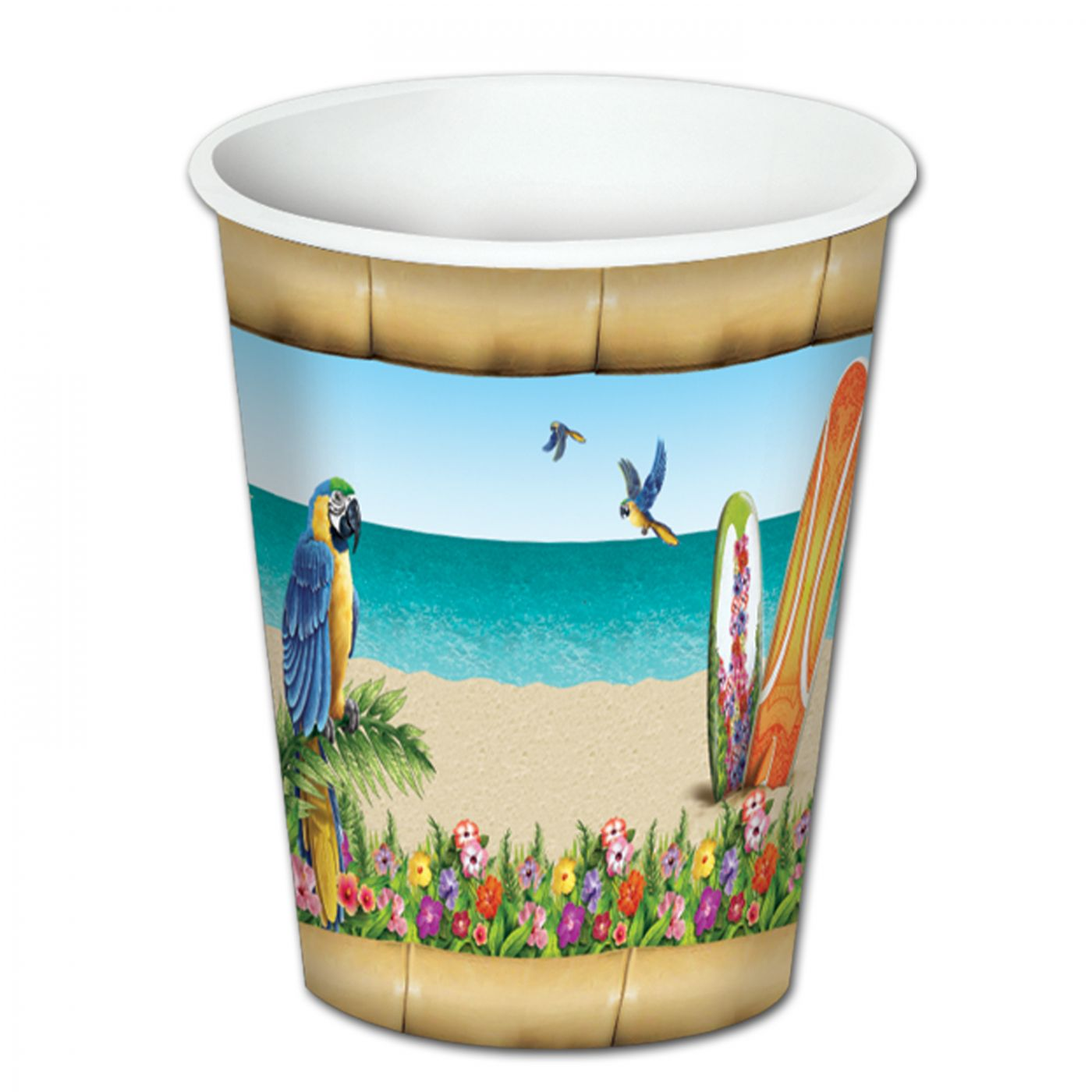Paradise Beverage Cups image