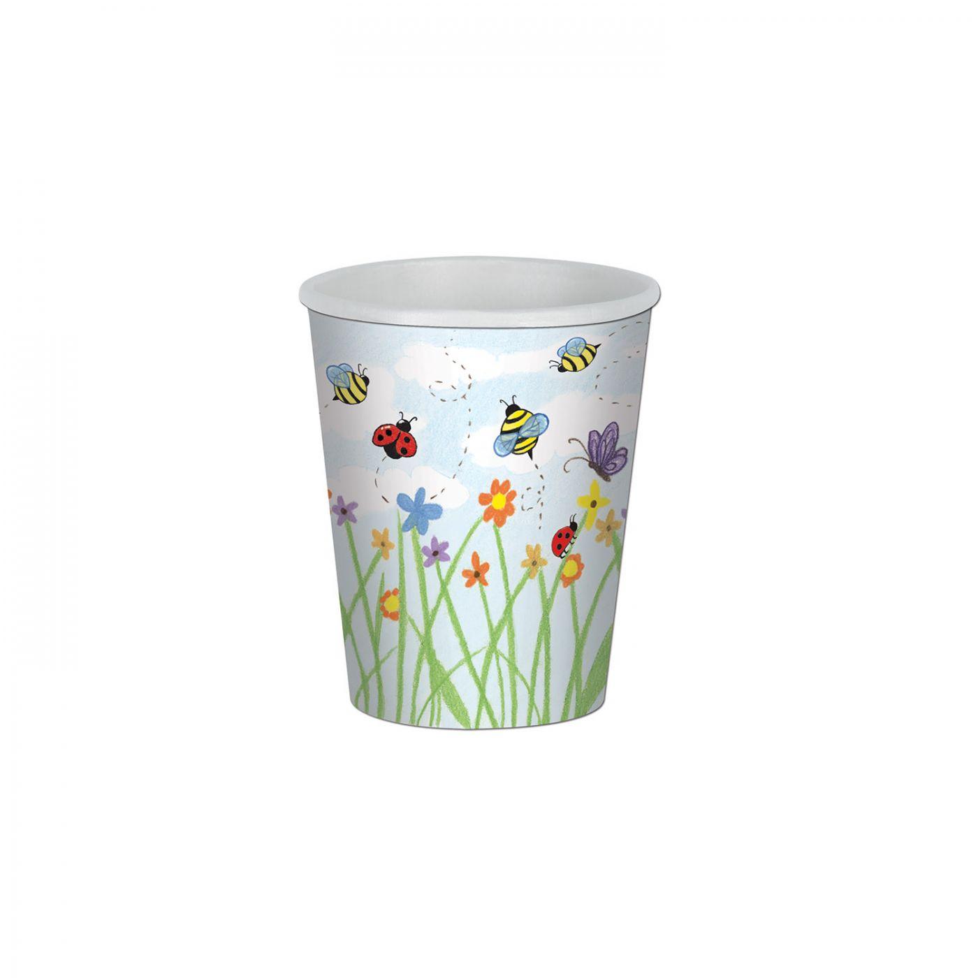 Garden Beverage Cups image