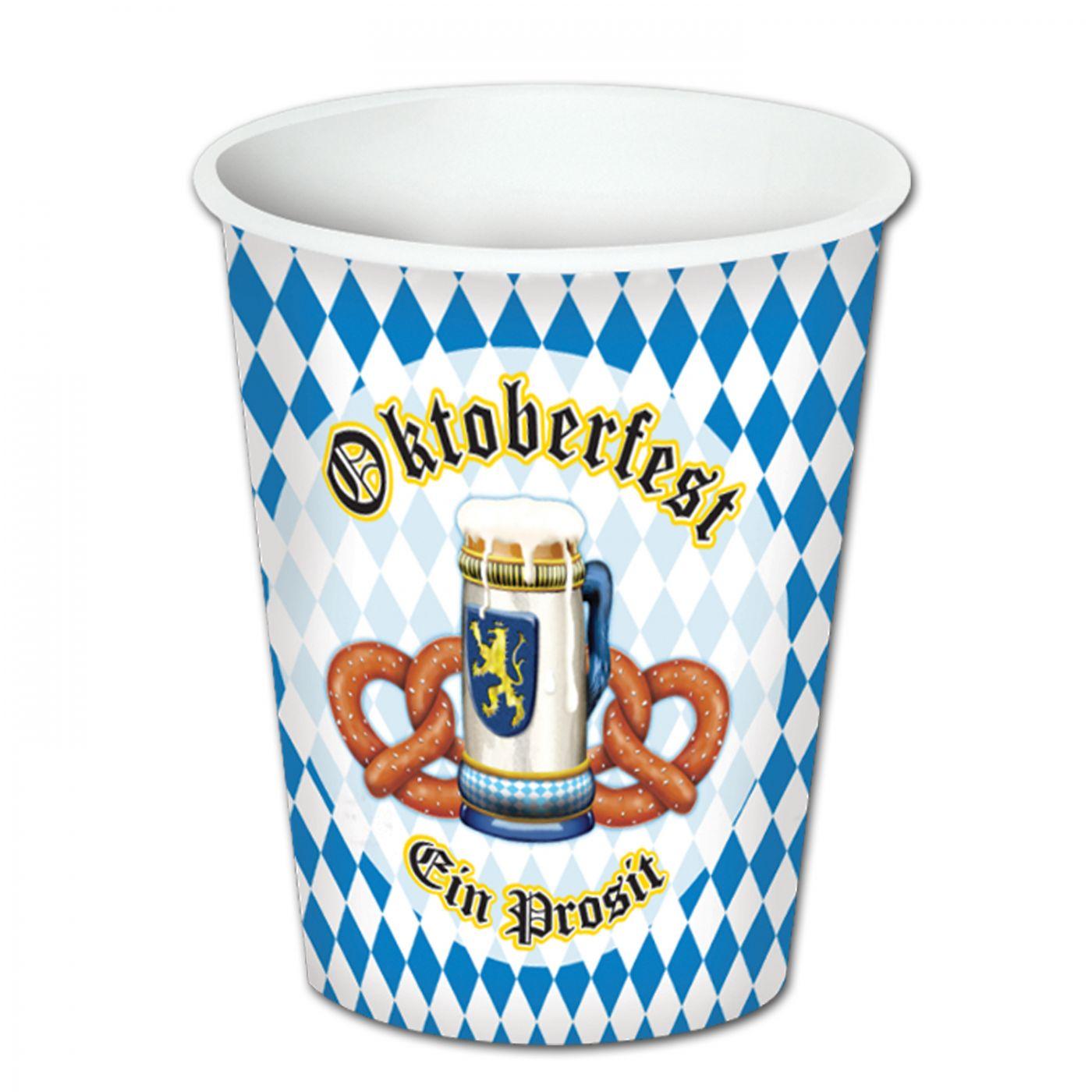 Oktoberfest Beverage Cups image