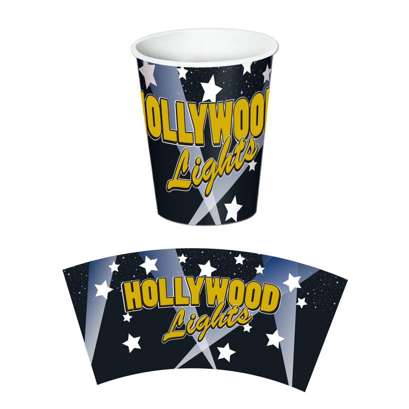 Hollywood Lights Beverage Cups image