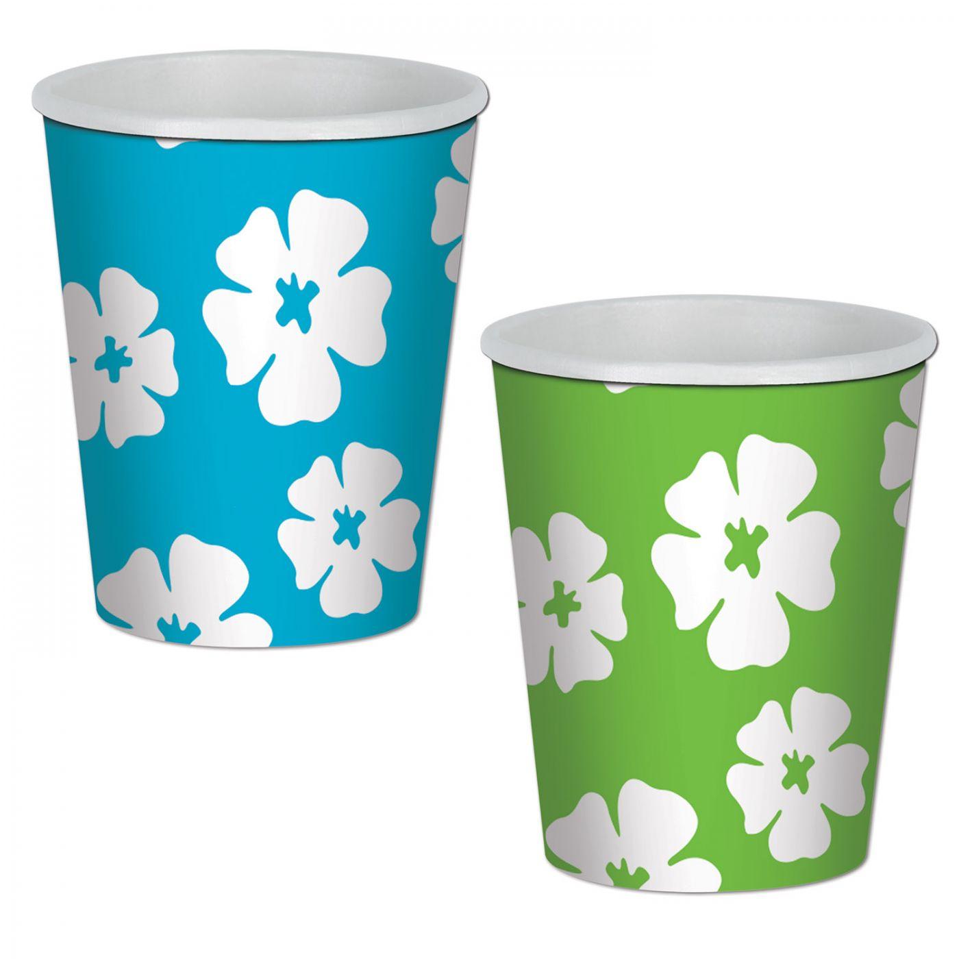 Hibiscus Beverage Cups image