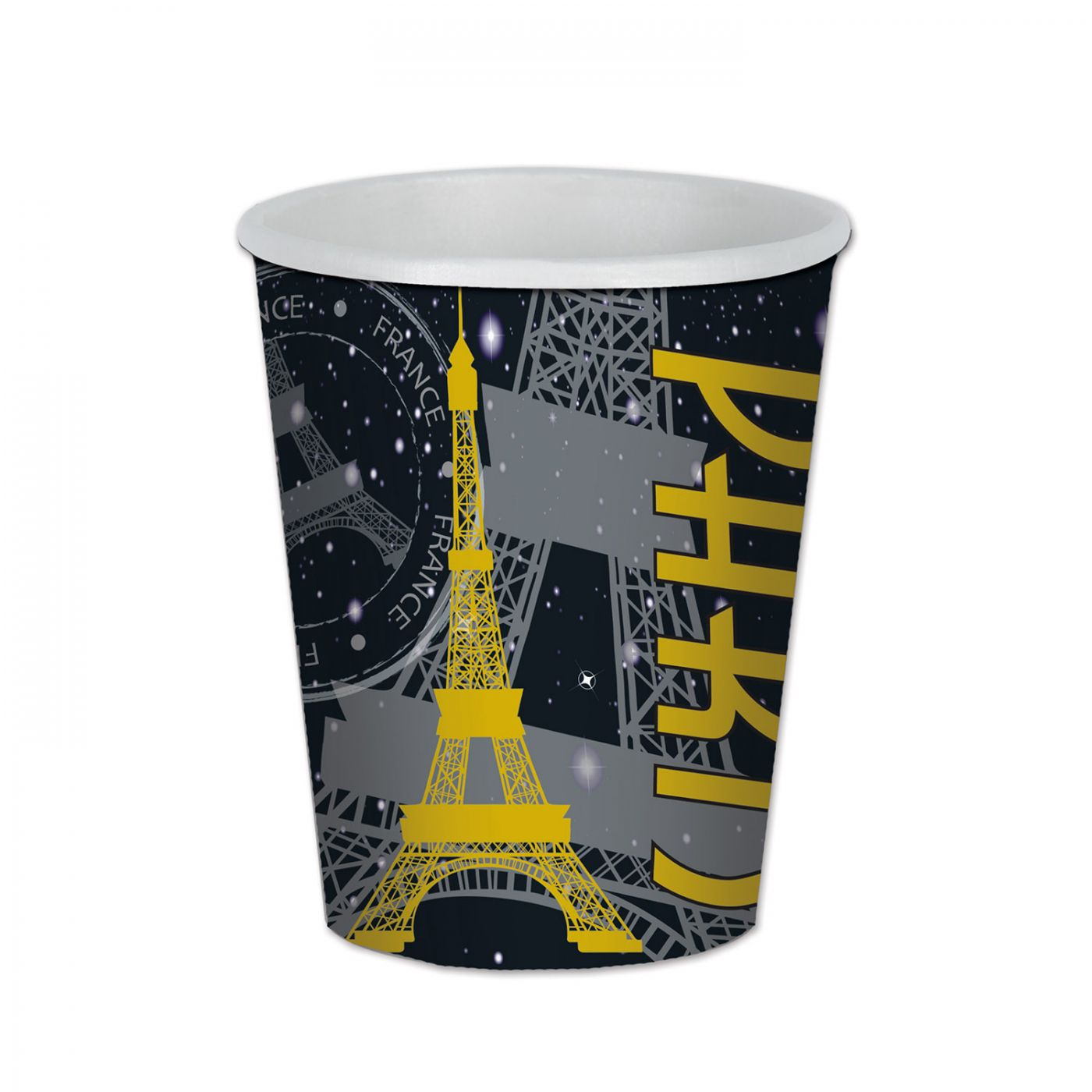 Paris Beverage Cups image